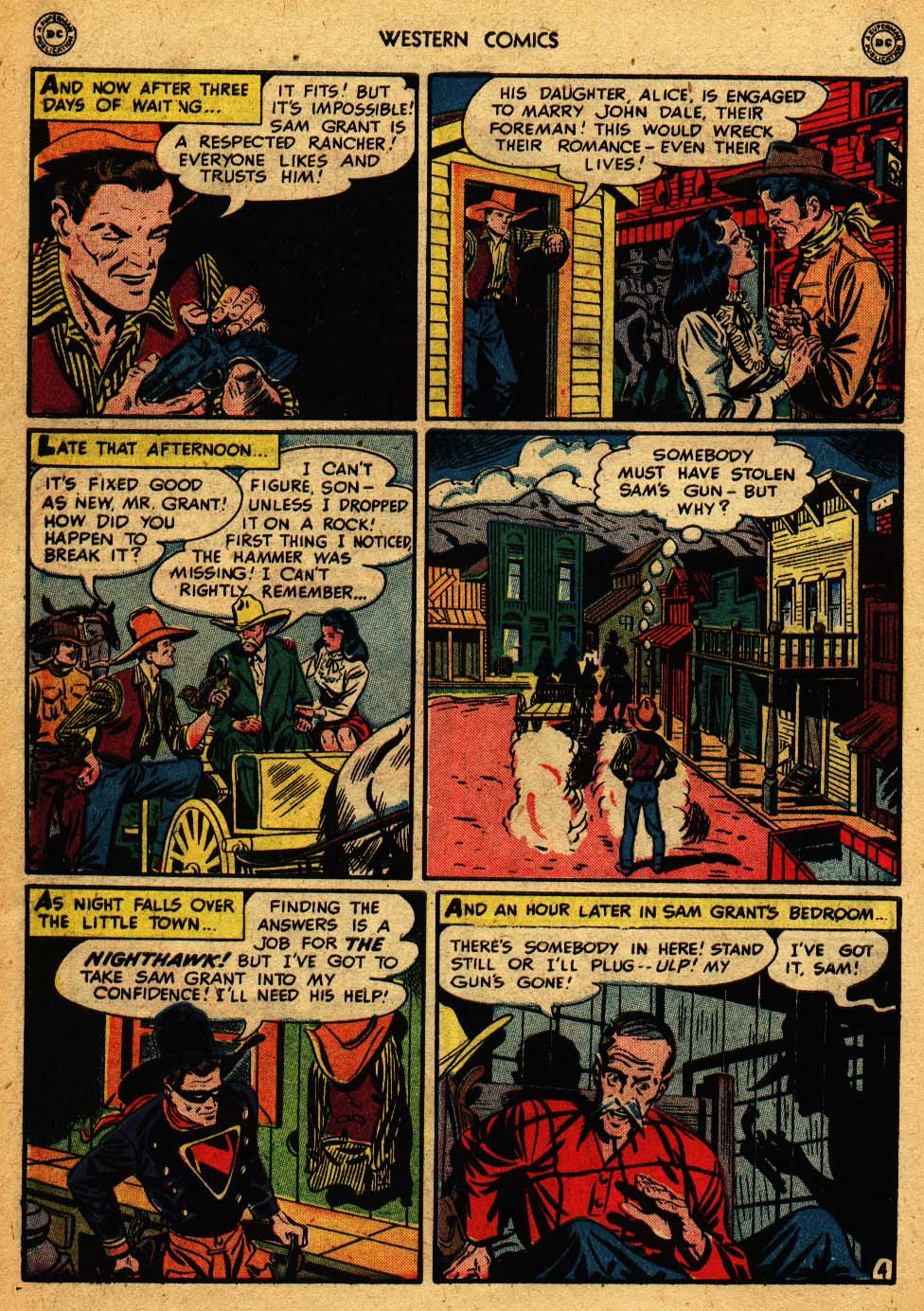 Western Comics issue 9 - Page 44