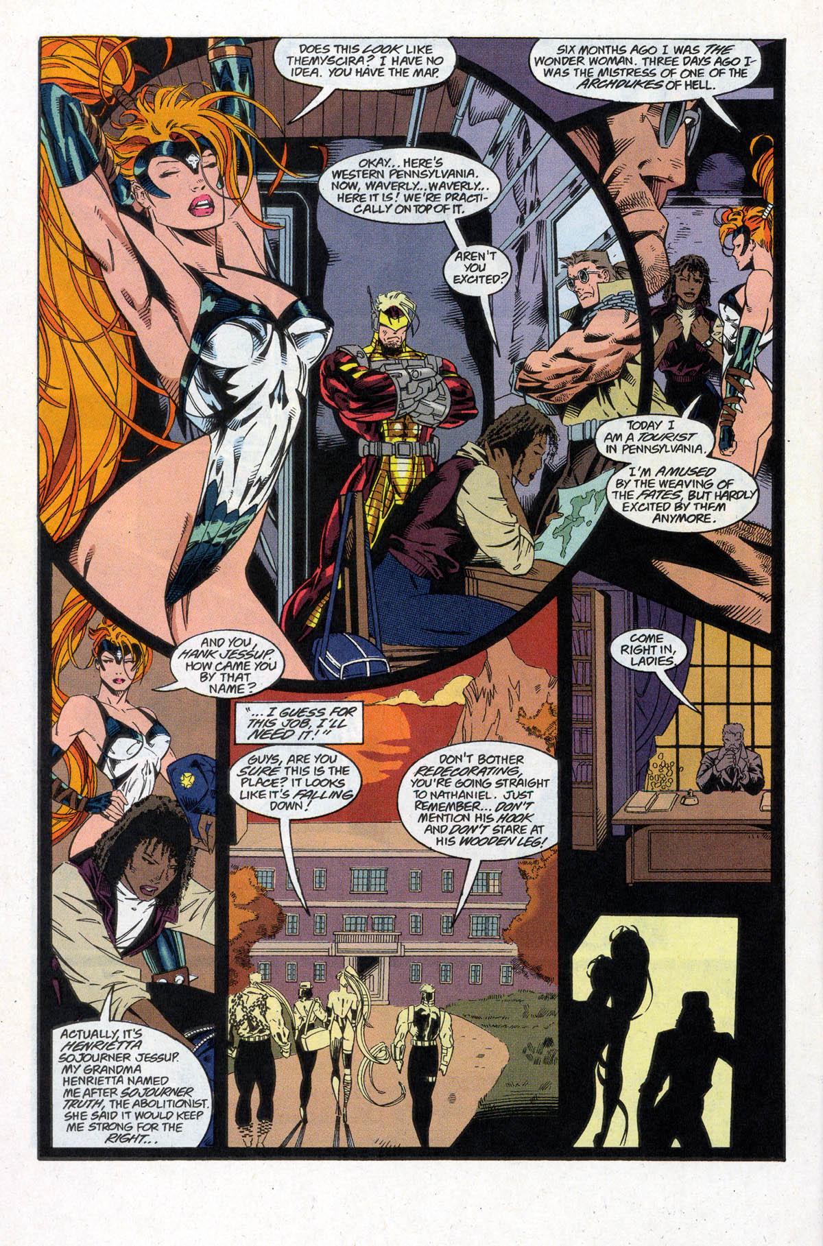 Read online Artemis: Requiem comic -  Issue #2 - 21
