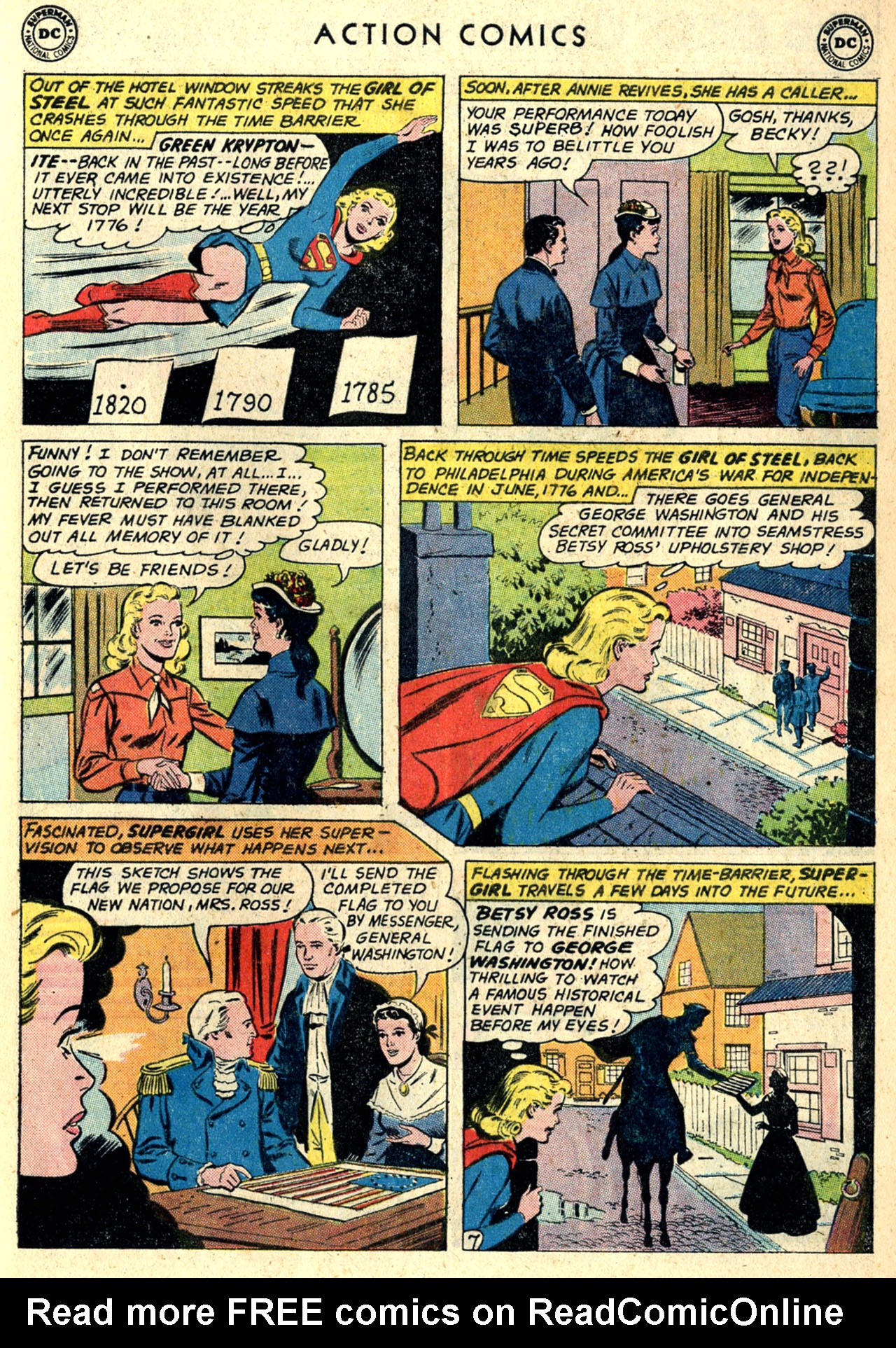 Read online Action Comics (1938) comic -  Issue #274 - 25