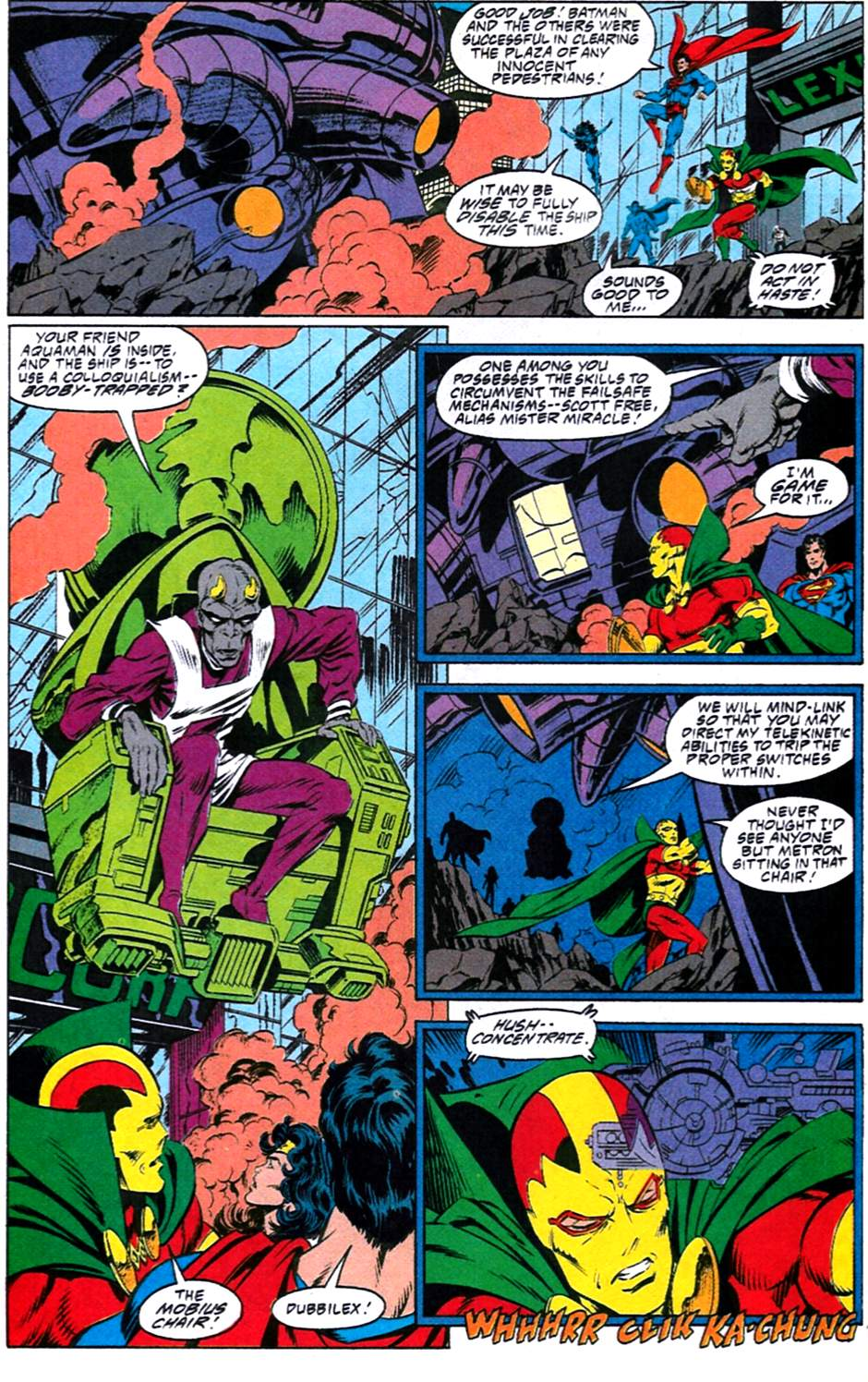 Read online Adventures of Superman (1987) comic -  Issue #488 - 7