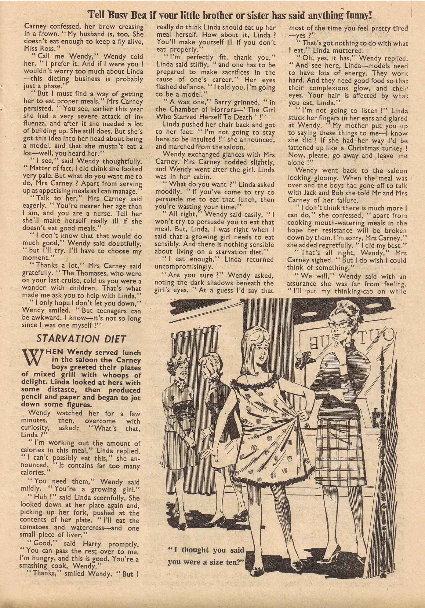 Read online Judy comic -  Issue #383 - 19