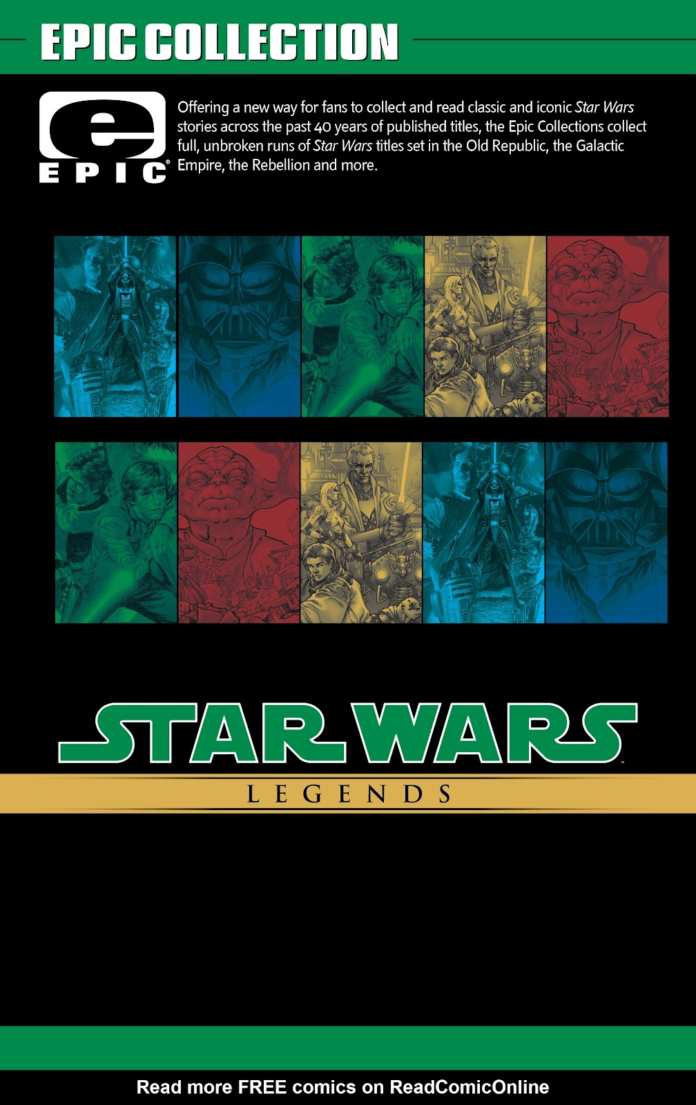 Read online Star Wars Legends: The New Republic - Epic Collection comic -  Issue # TPB 4 (Part 1) - 2
