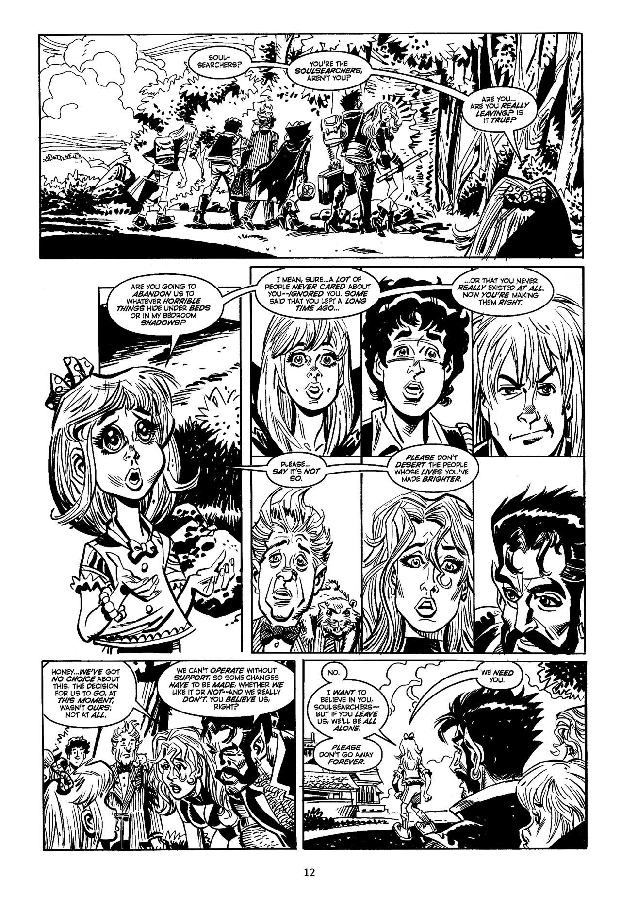 Soulsearchers and Company issue 82 - Page 14