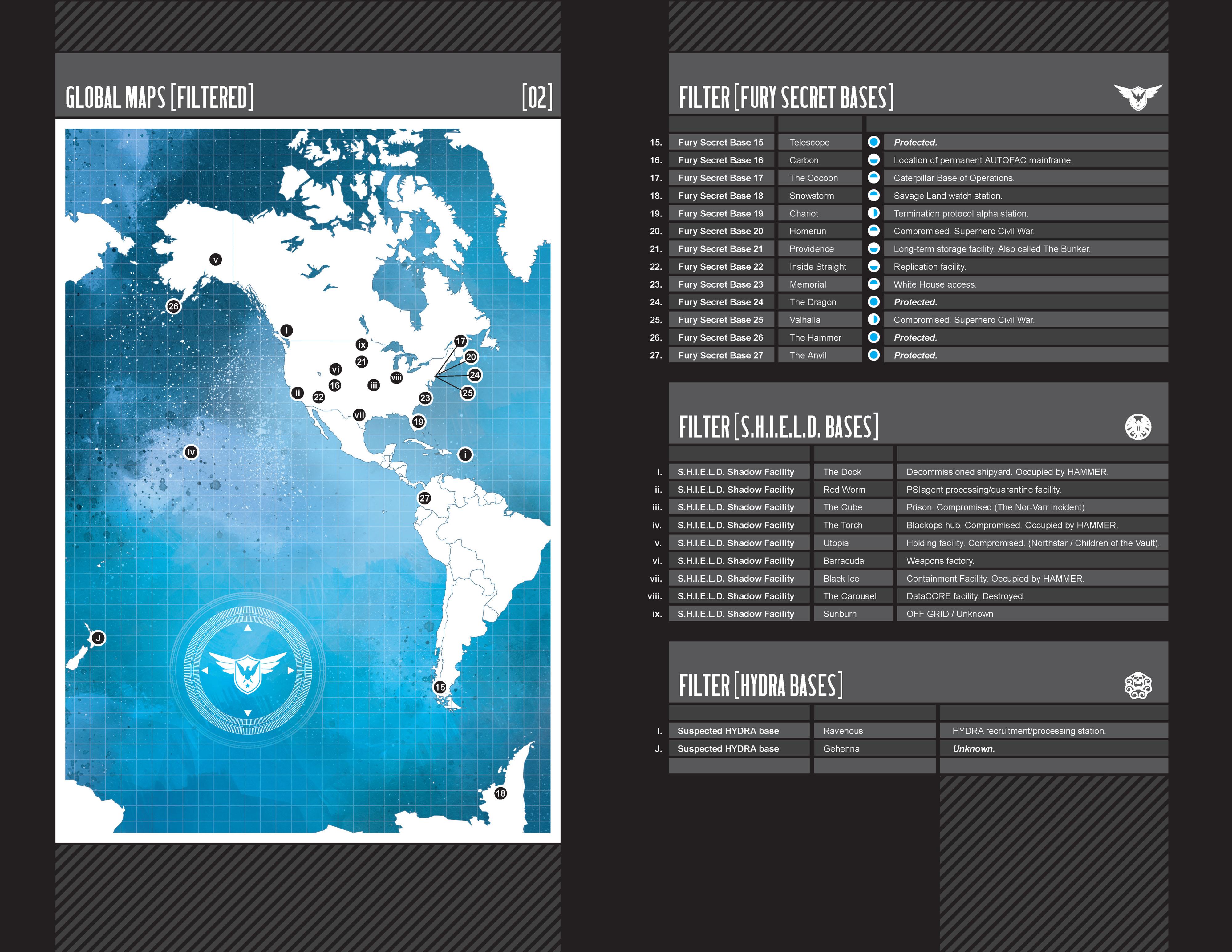 Read online Secret Warriors comic -  Issue #1 - 30