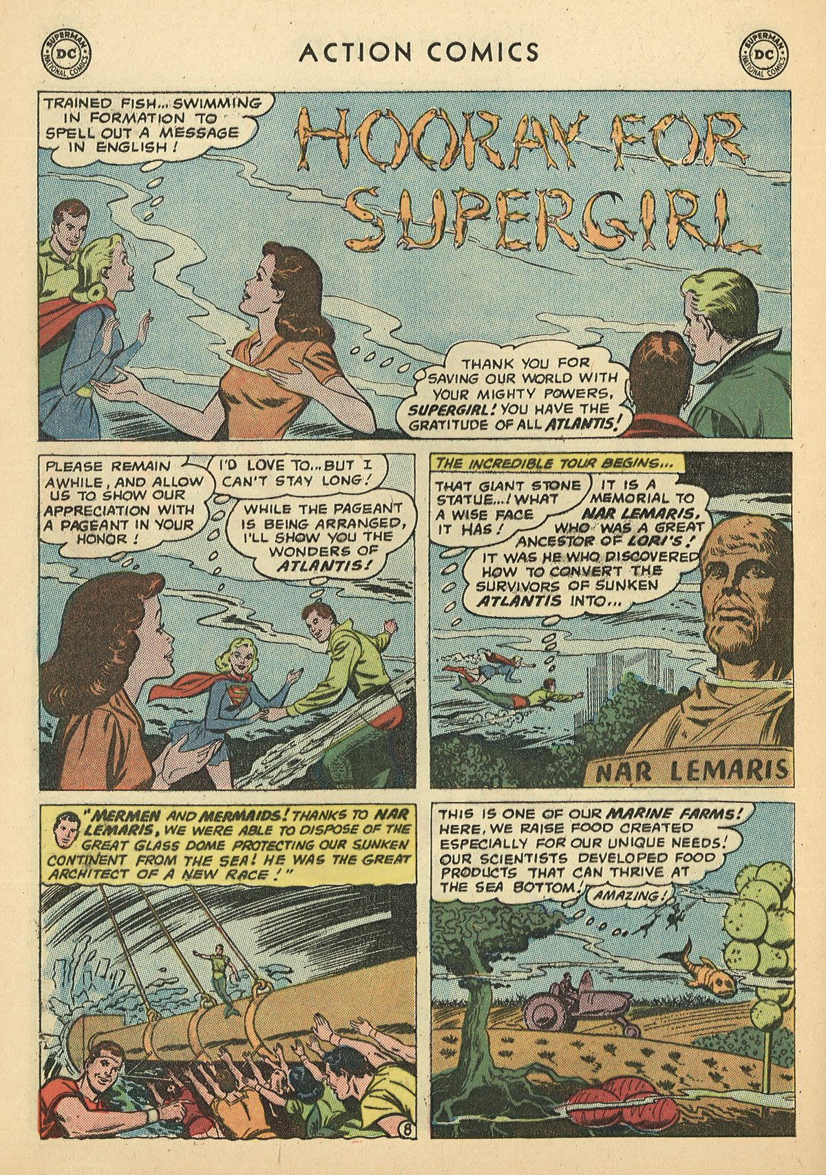 Read online Action Comics (1938) comic -  Issue #269 - 28