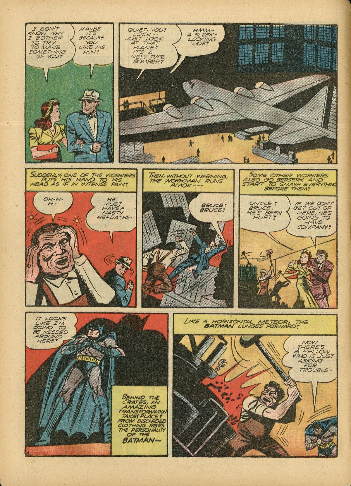 Read online Detective Comics (1937) comic -  Issue #55 - 6