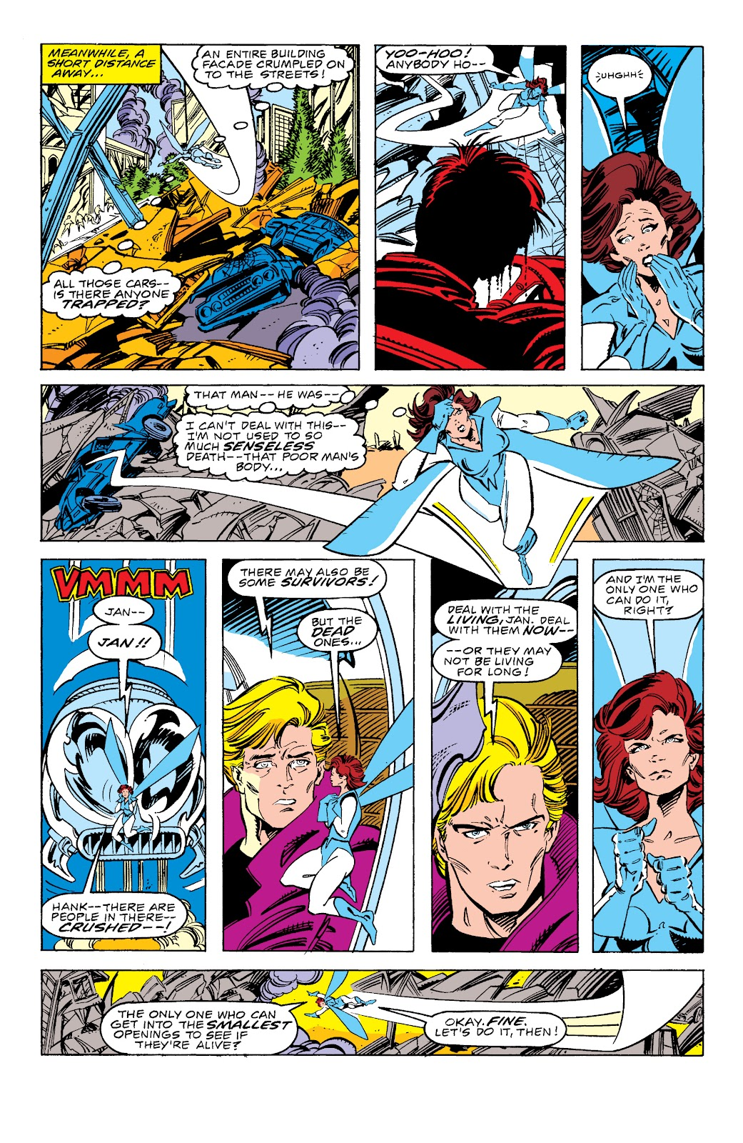 Avengers West Coast (1989) issue 58 - Page 10