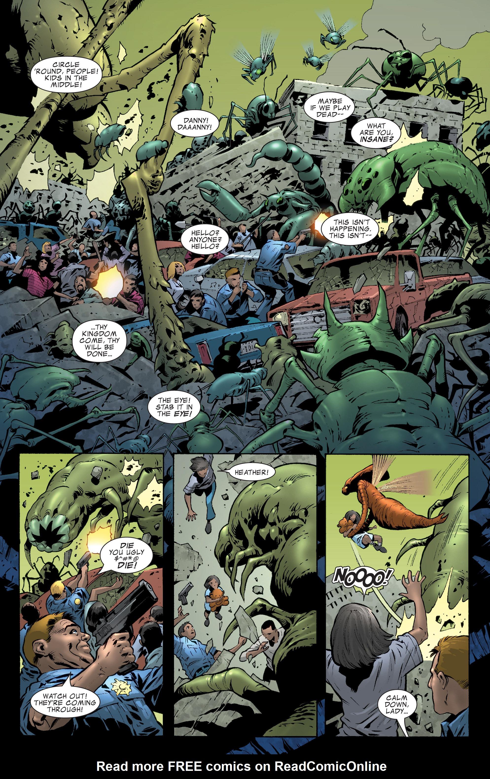 Read online World War Hulk Aftersmash: Warbound, Vol. 1 comic -  Issue #2 - 12