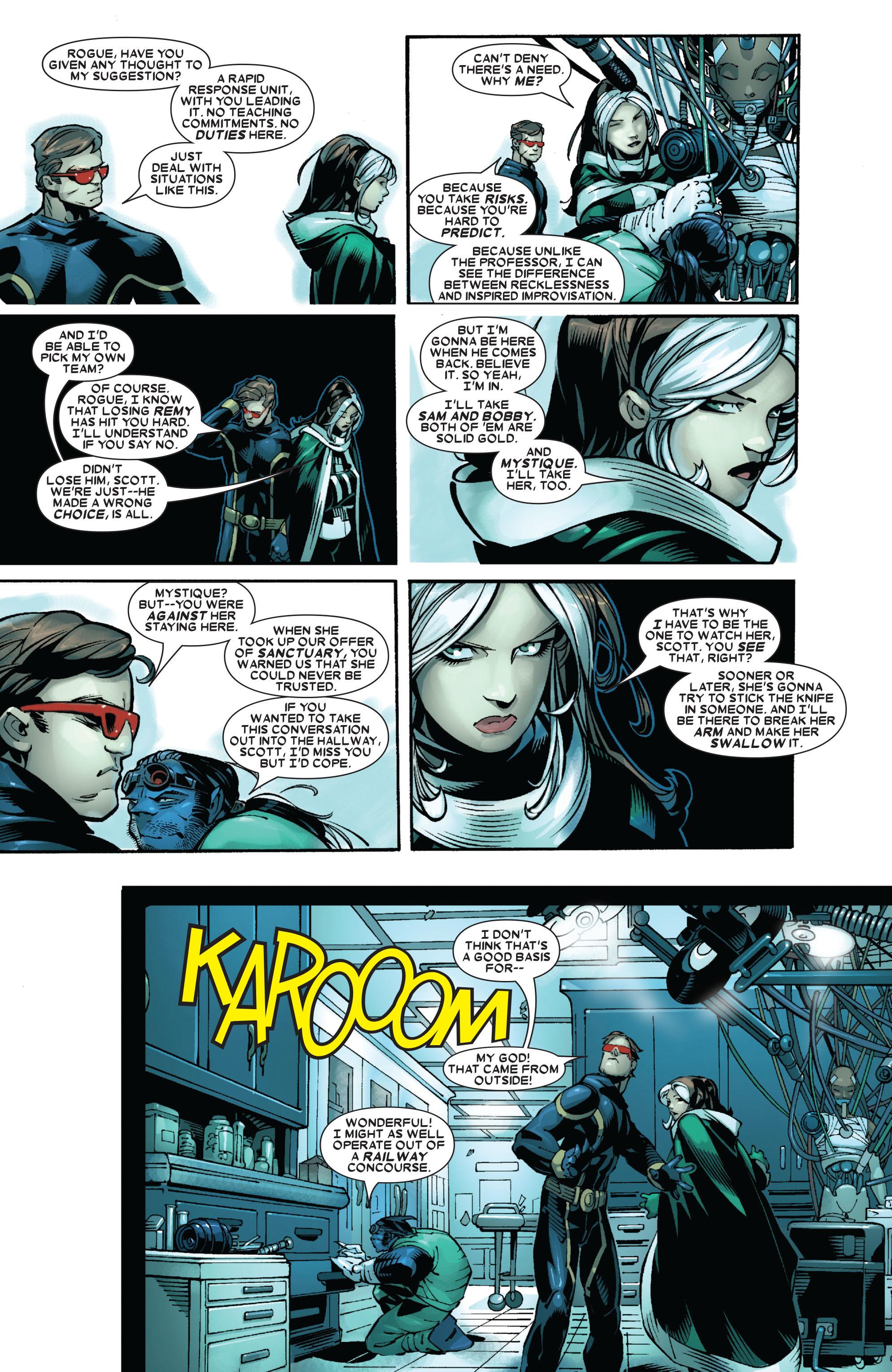 X-Men (1991) 188 Page 17