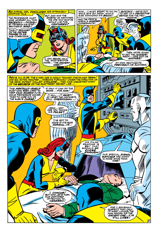 Uncanny X-Men (1963) 33 Page 5