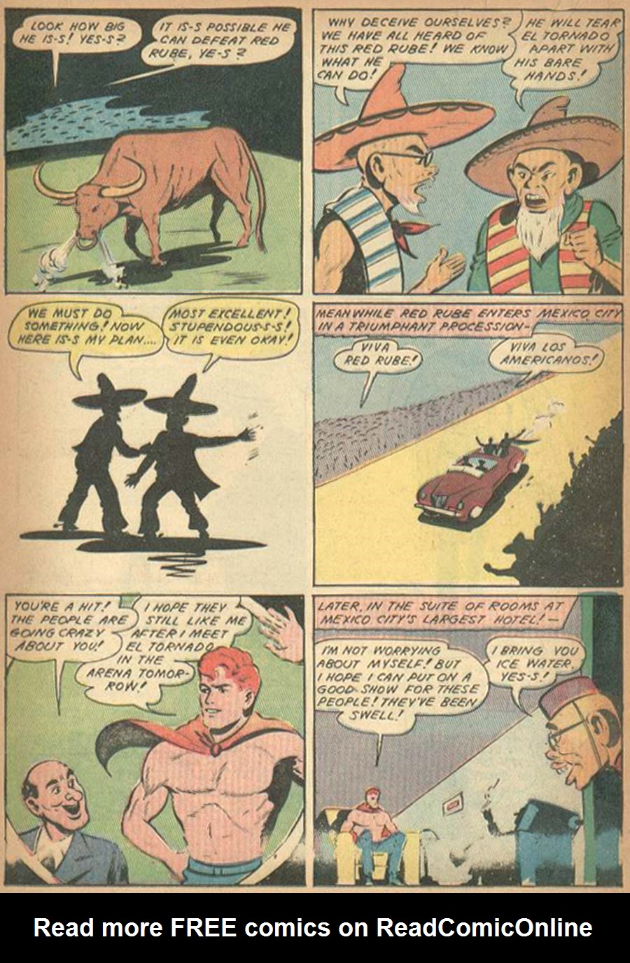 Zip Comics issue 47 - Page 23