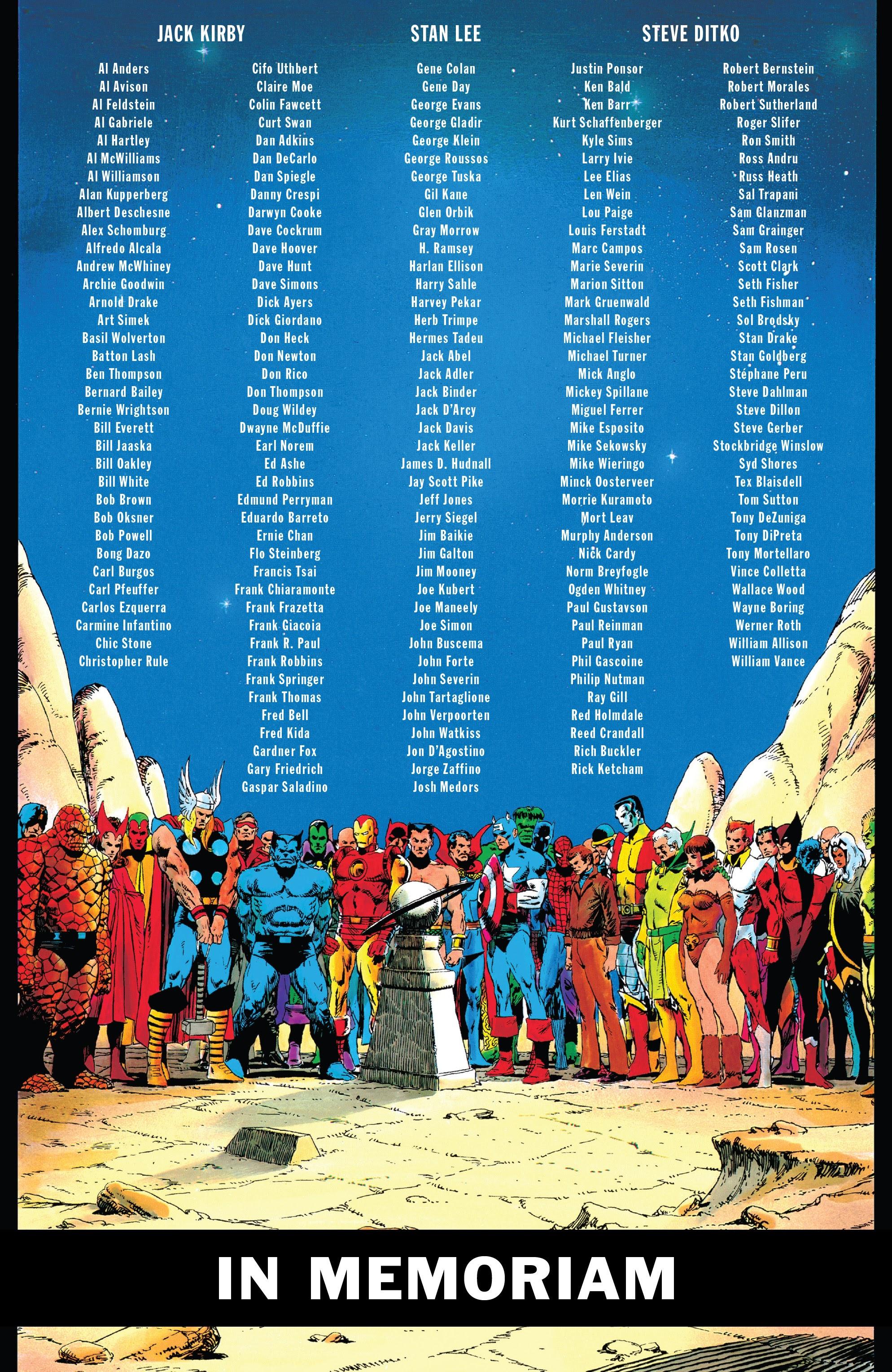 Read online Marvel Comics (2019) comic -  Issue #1000 - 87