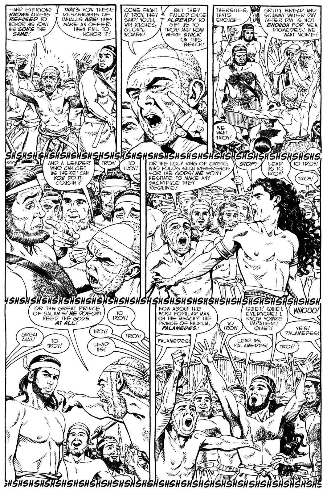 Age of Bronze issue 18 - Page 12