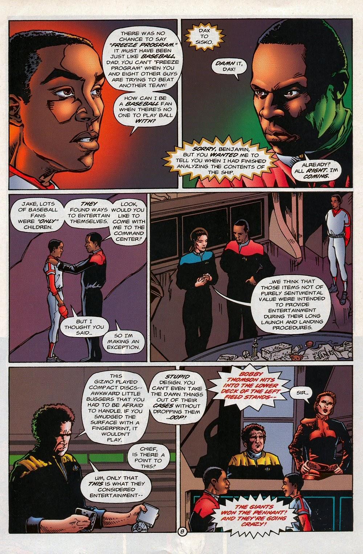 Read online Star Trek: Deep Space Nine (1993) comic -  Issue # _Special 1 - 23