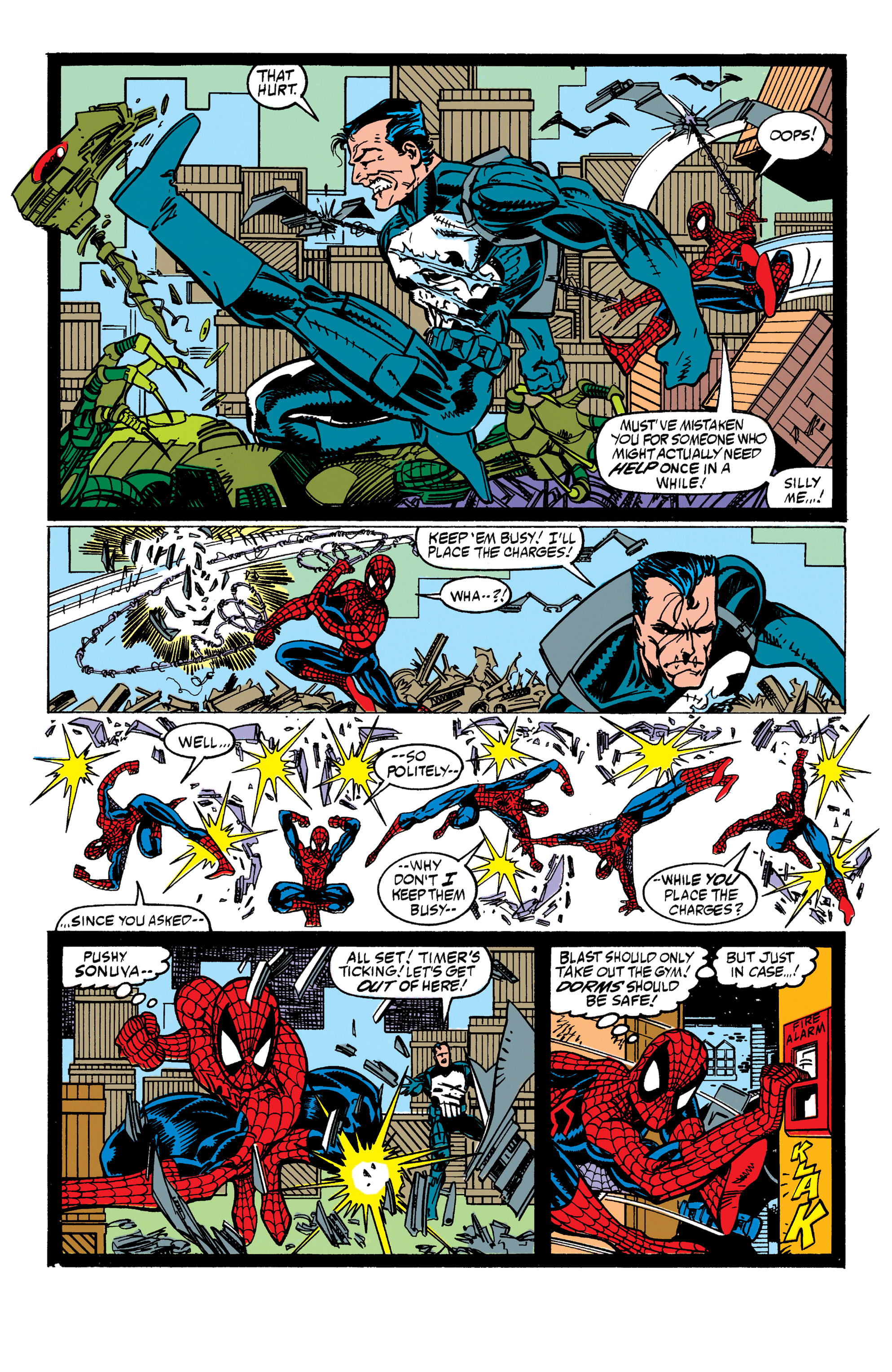 The Amazing Spider-Man (1963) 331 Page 20