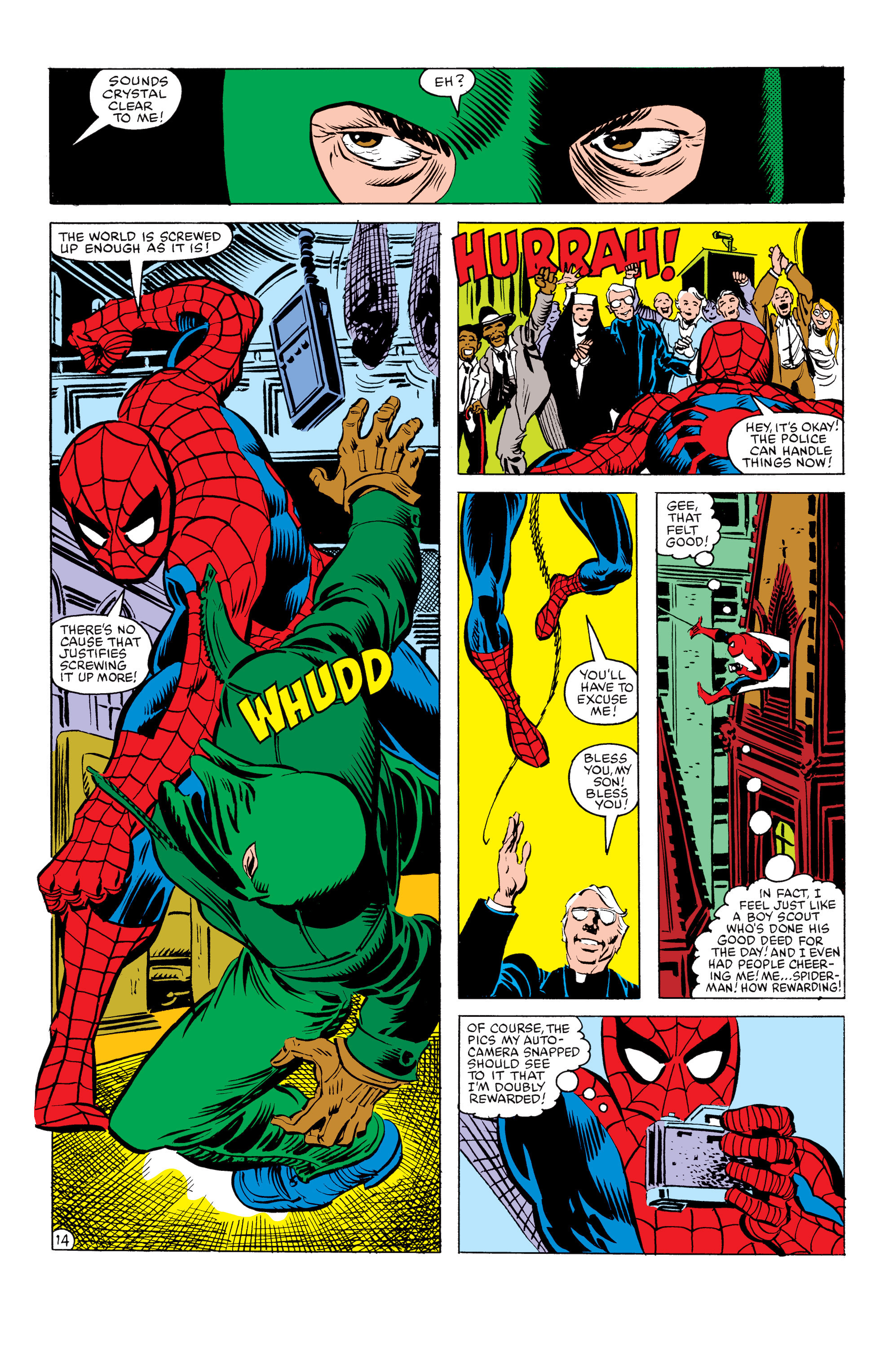 The Amazing Spider-Man (1963) 243 Page 14