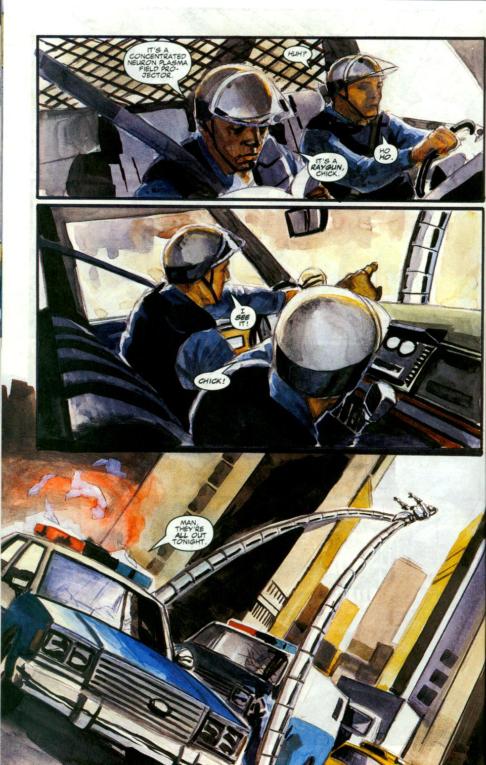 Read online Code of Honor comic -  Issue #3 - 29