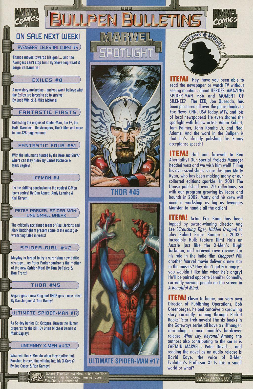 Read online Nightcrawler (2002) comic -  Issue #2 - 25