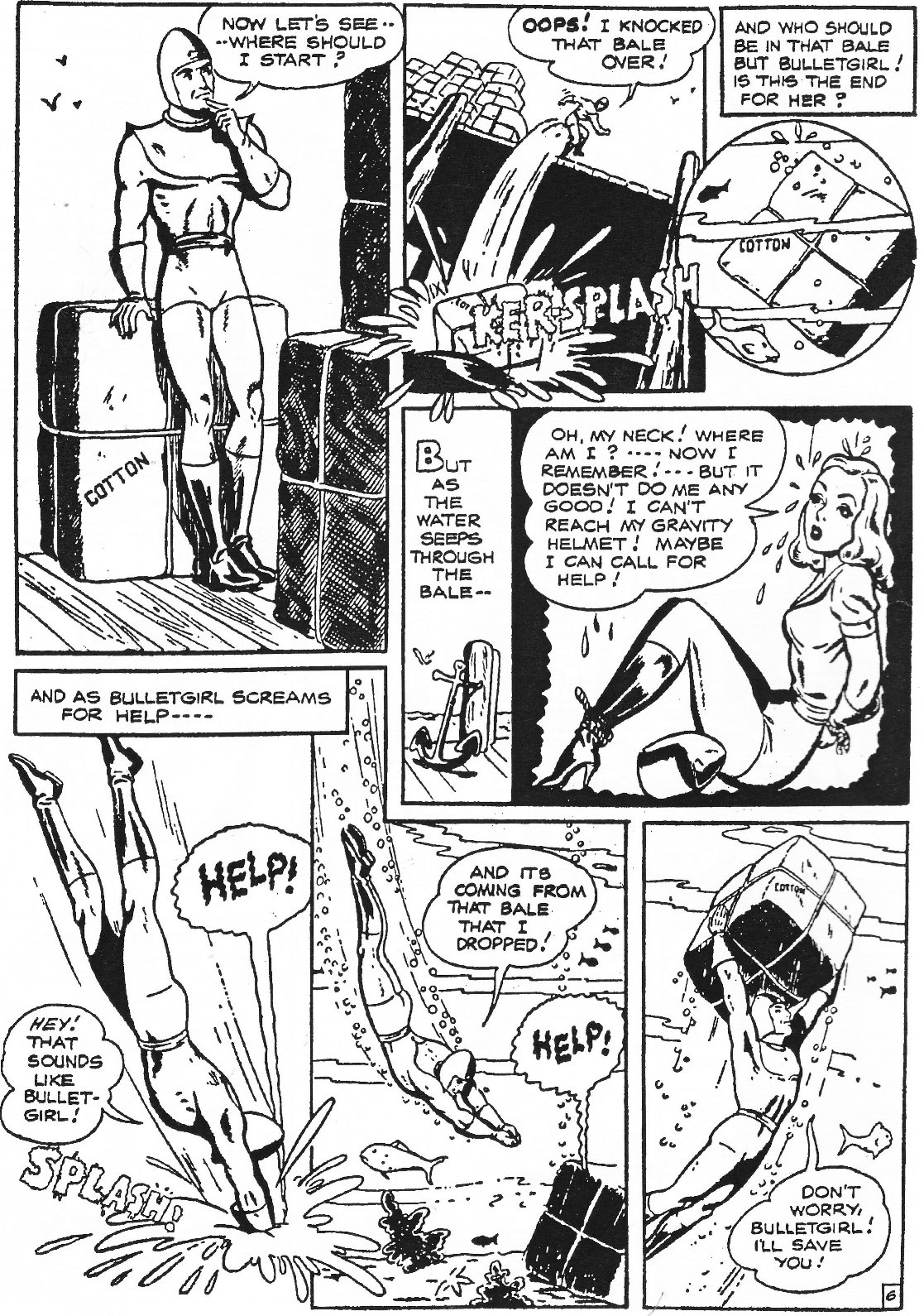 Read online Men of Mystery Comics comic -  Issue #57 - 8