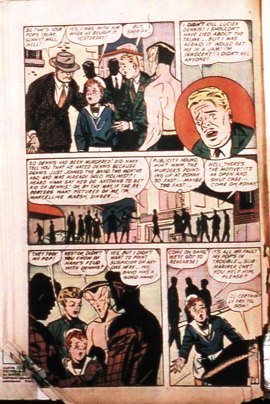 Marvel Mystery Comics (1939) issue 75 - Page 19
