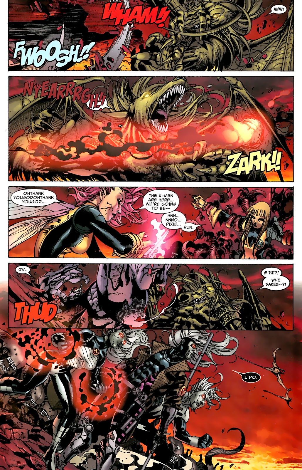 Read online X-Men: Second Coming Revelations comic -  Issue # TPB (Part 2) - 35