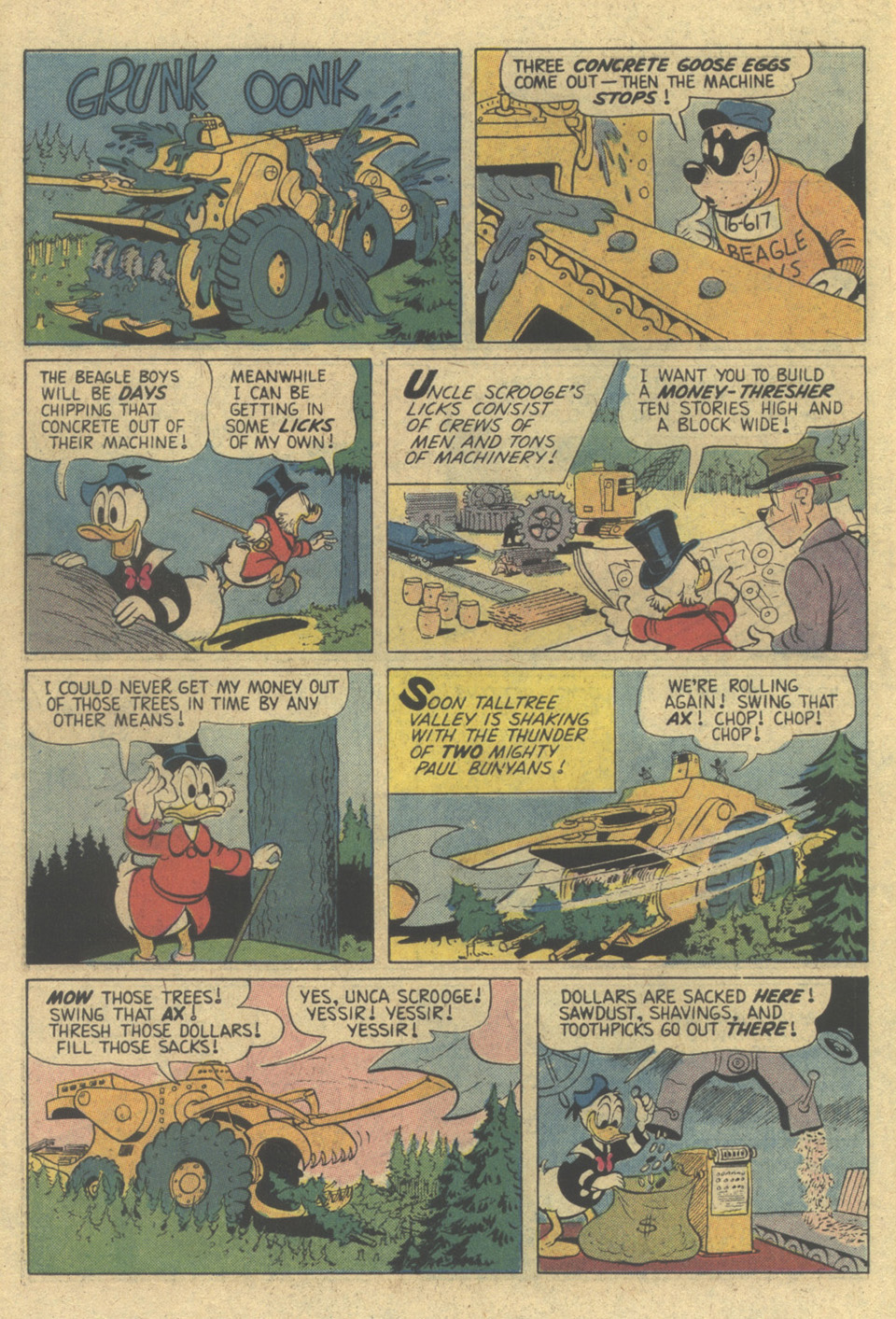 Read online Uncle Scrooge (1953) comic -  Issue #144 - 26