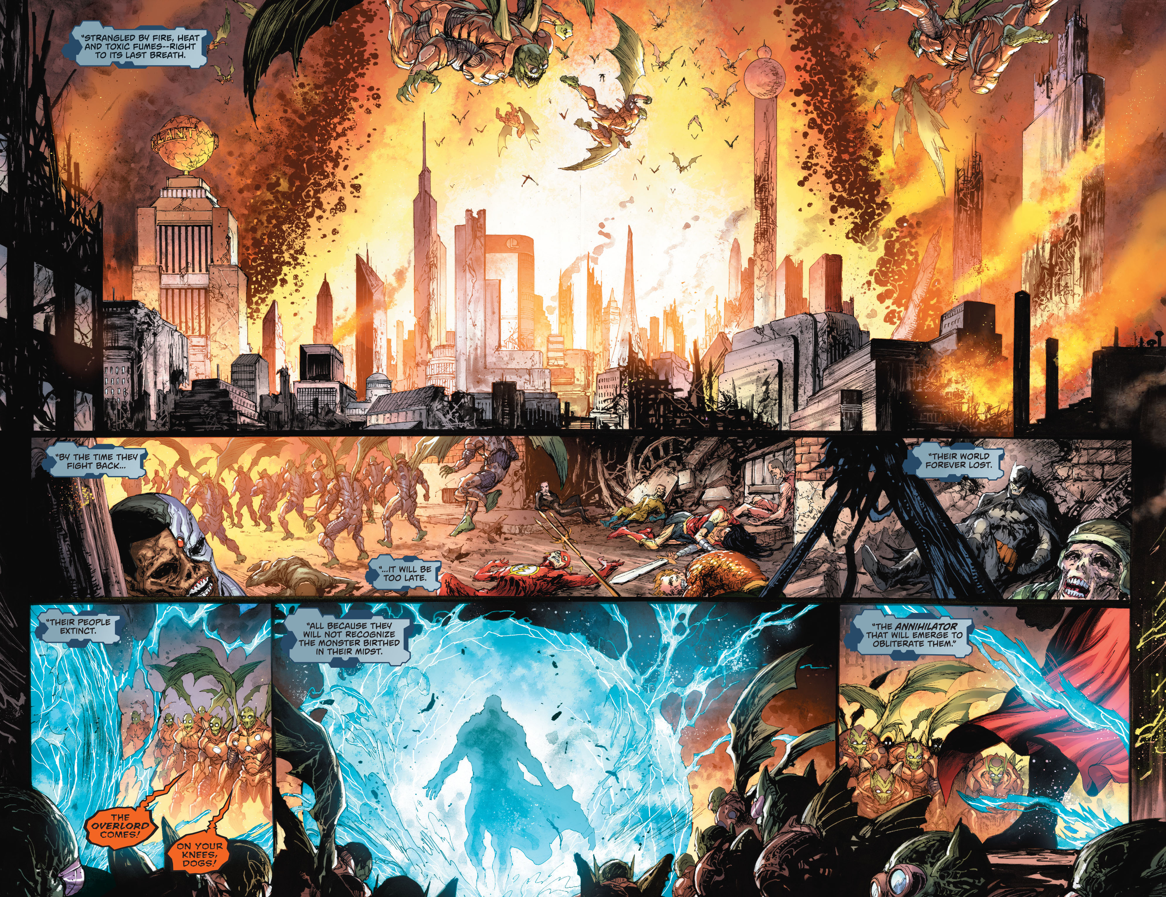 Read online Action Comics (2016) comic -  Issue #967 - 5
