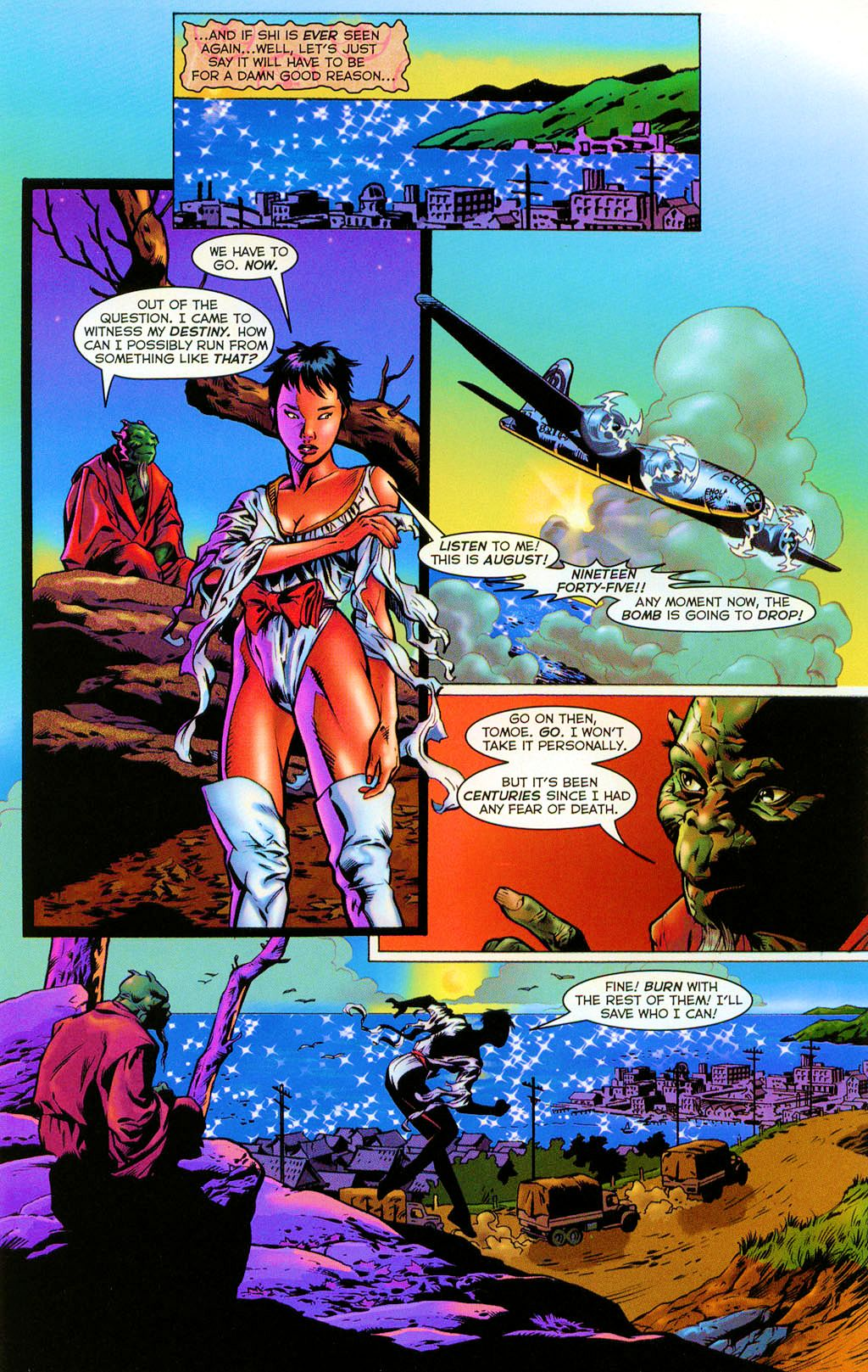 Read online Shi: The Series comic -  Issue #1 - 5