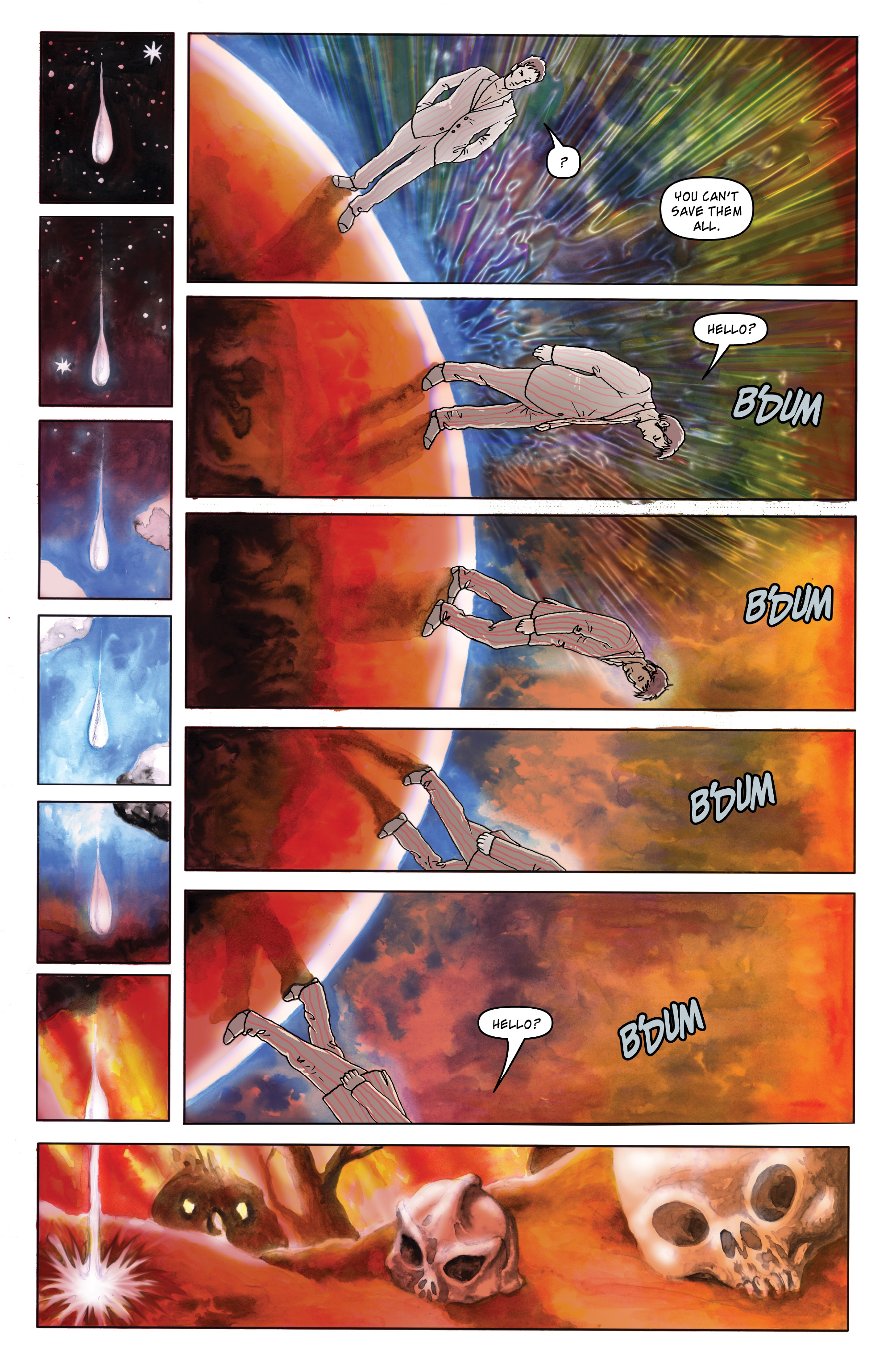 Read online Doctor Who: The Tenth Doctor Archives comic -  Issue #35 - 43
