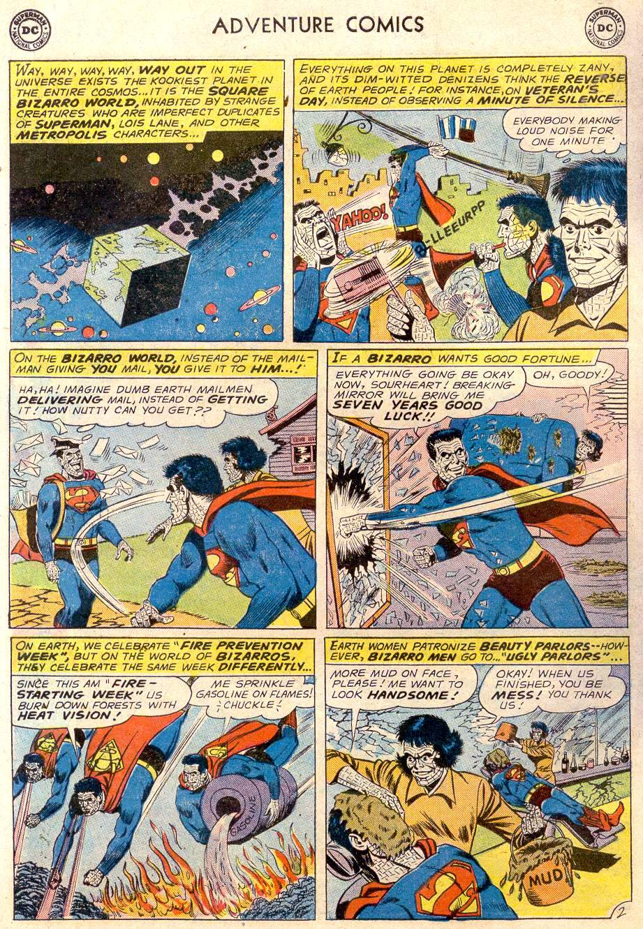 Read online Adventure Comics (1938) comic -  Issue #295 - 22