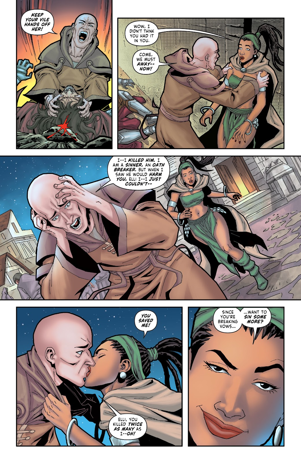 Red Sonja: The Price of Blood issue 2 - Page 23