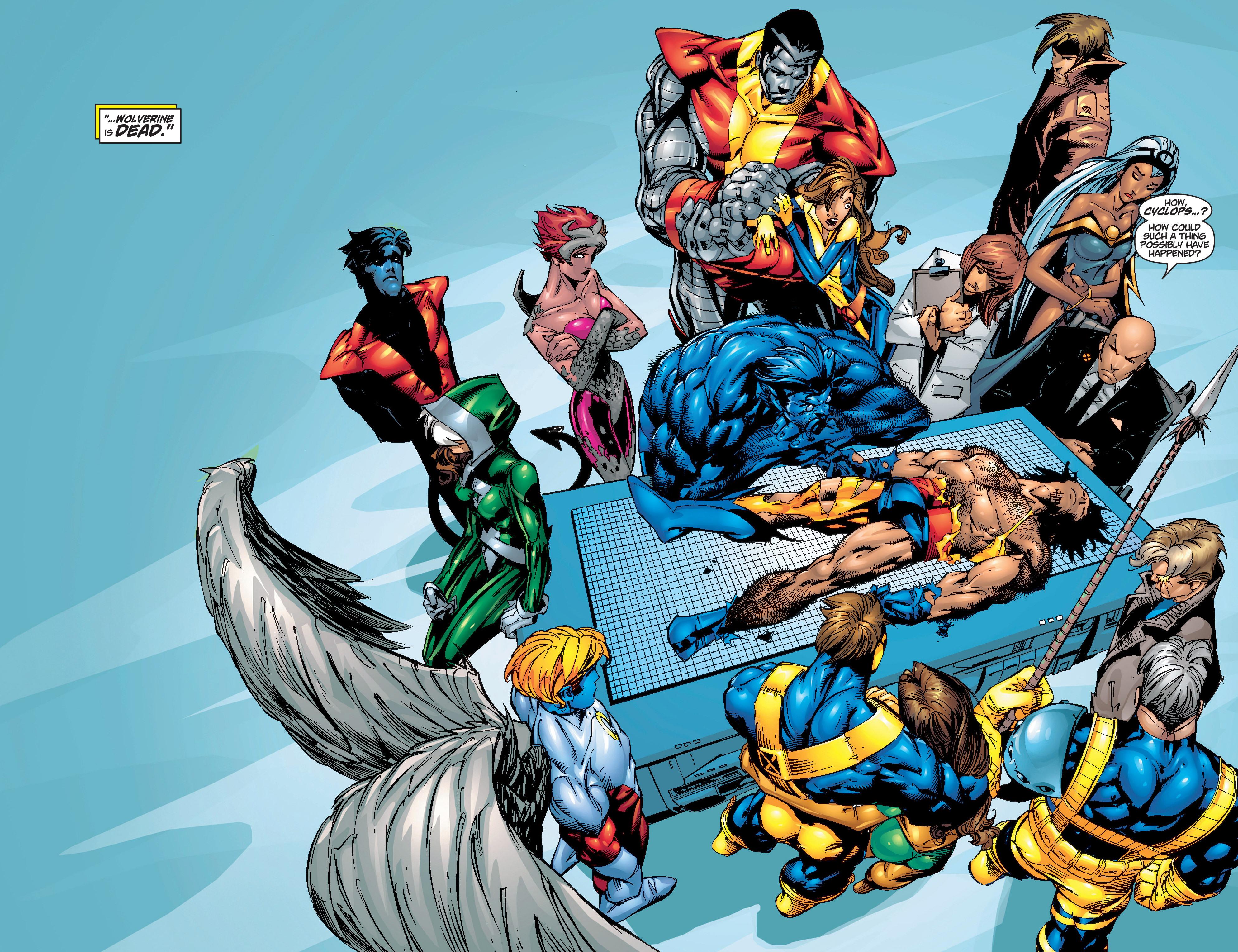 Read online Uncanny X-Men (1963) comic -  Issue #375 - 6