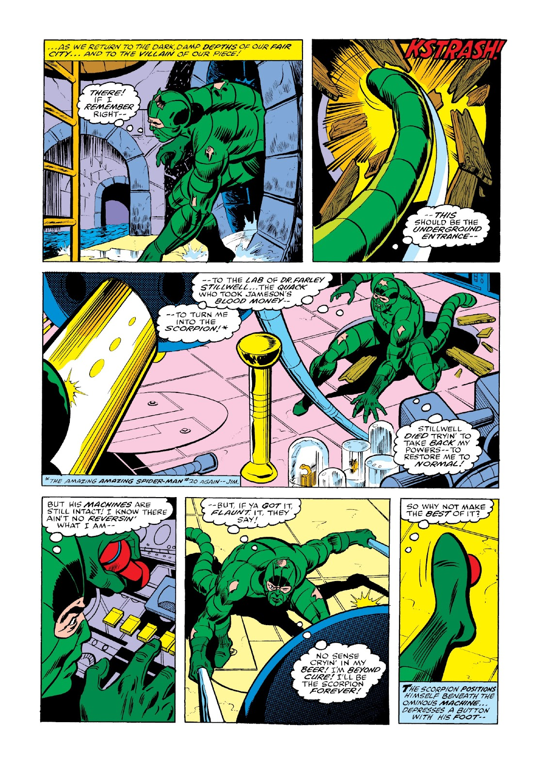Read online Marvel Masterworks: The Spectacular Spider-Man comic -  Issue # TPB 2 (Part 2) - 8