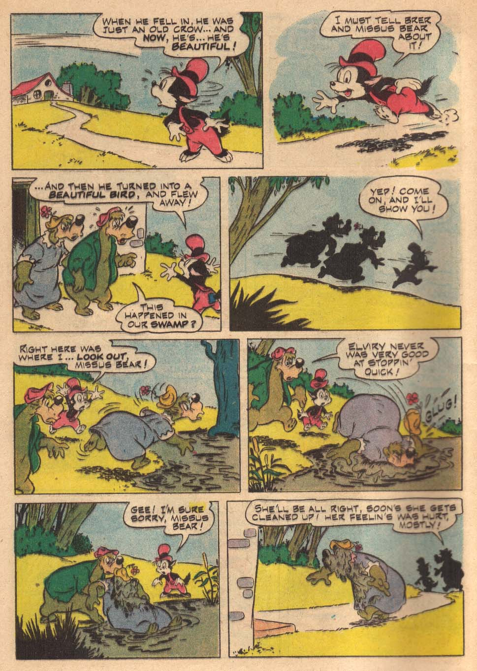 Walt Disney's Comics and Stories issue 145 - Page 16