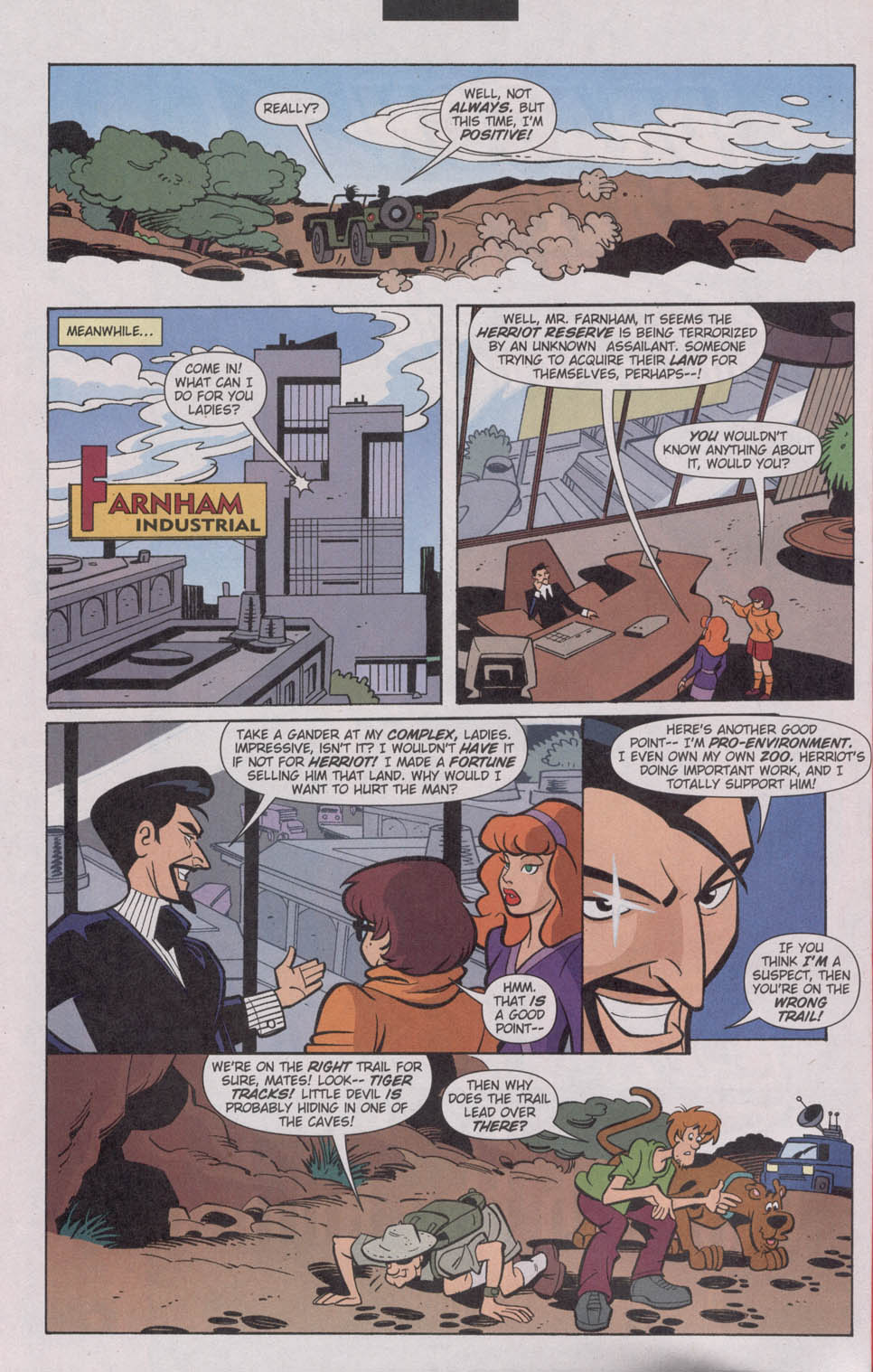 Read online Scooby-Doo (1997) comic -  Issue #81 - 8