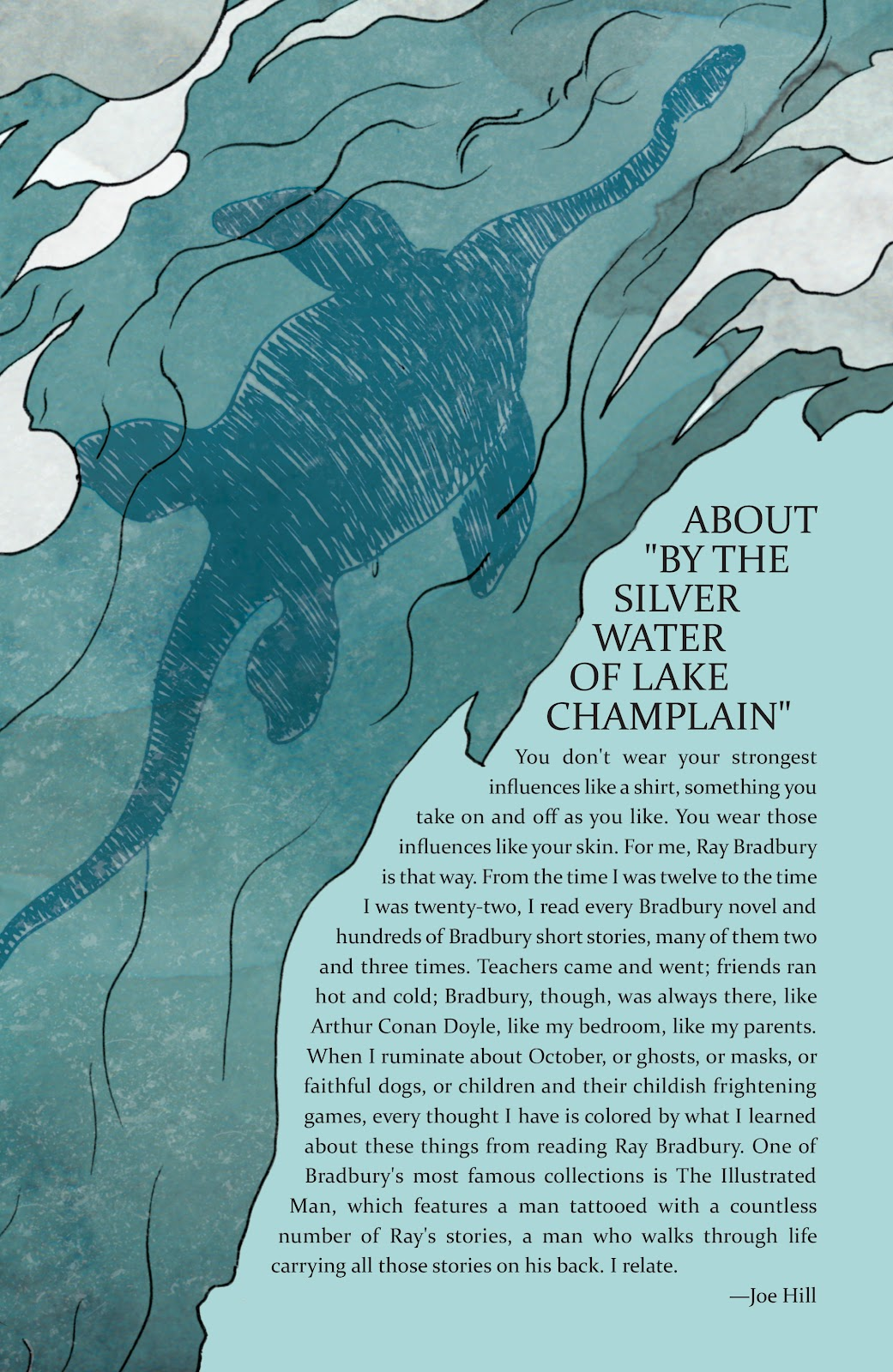 Read online Shadow Show: Stories in Celebration of Ray Bradbury comic -  Issue #1 - 25