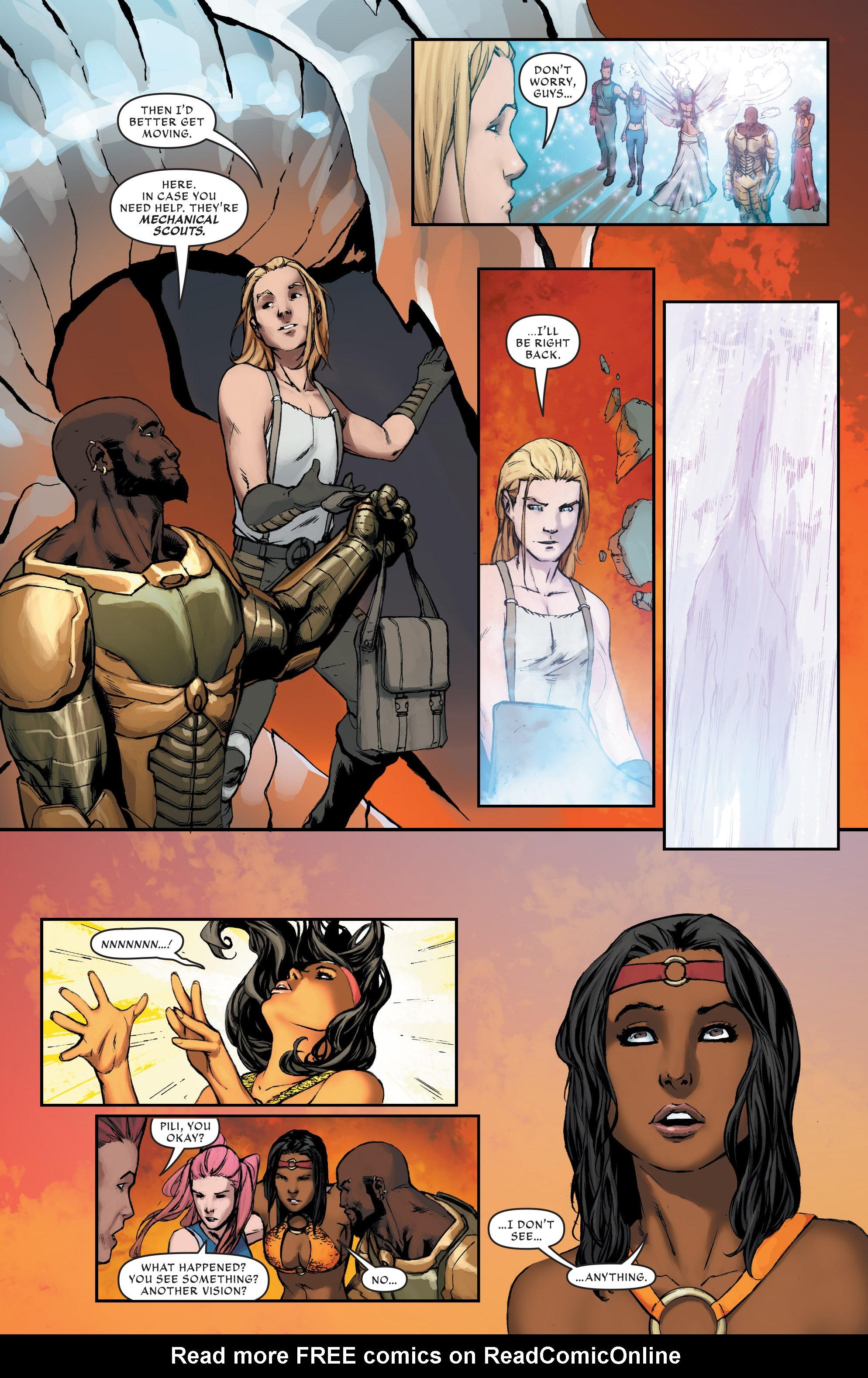 Read online Aspen Universe: Revelations comic -  Issue #1 - 12
