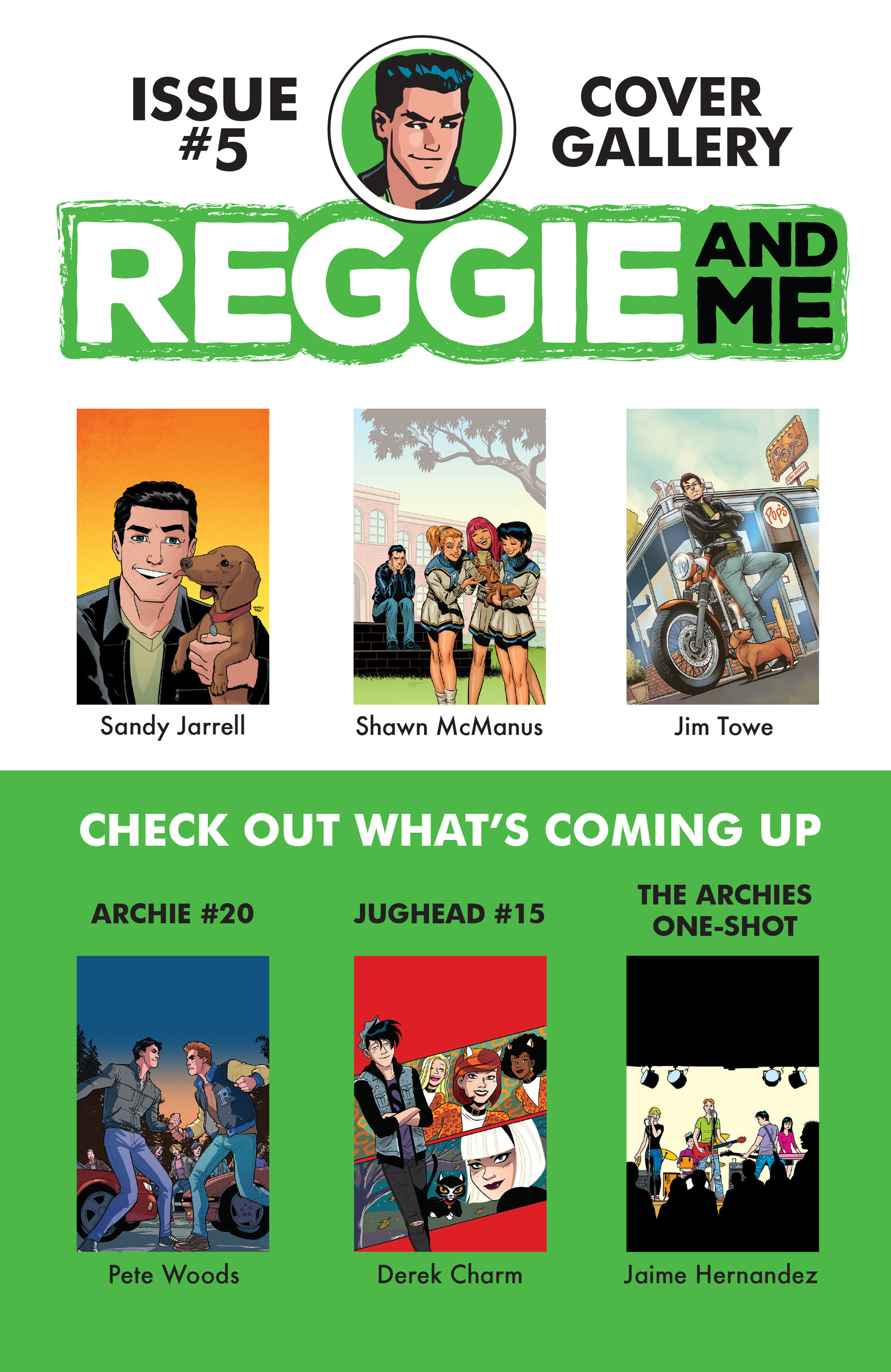 Read online Reggie and Me comic -  Issue #5 - 28