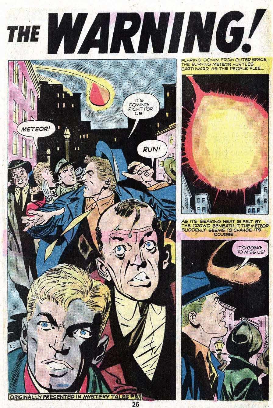 Read online Uncanny X-Men (1963) comic -  Issue #92 - 27