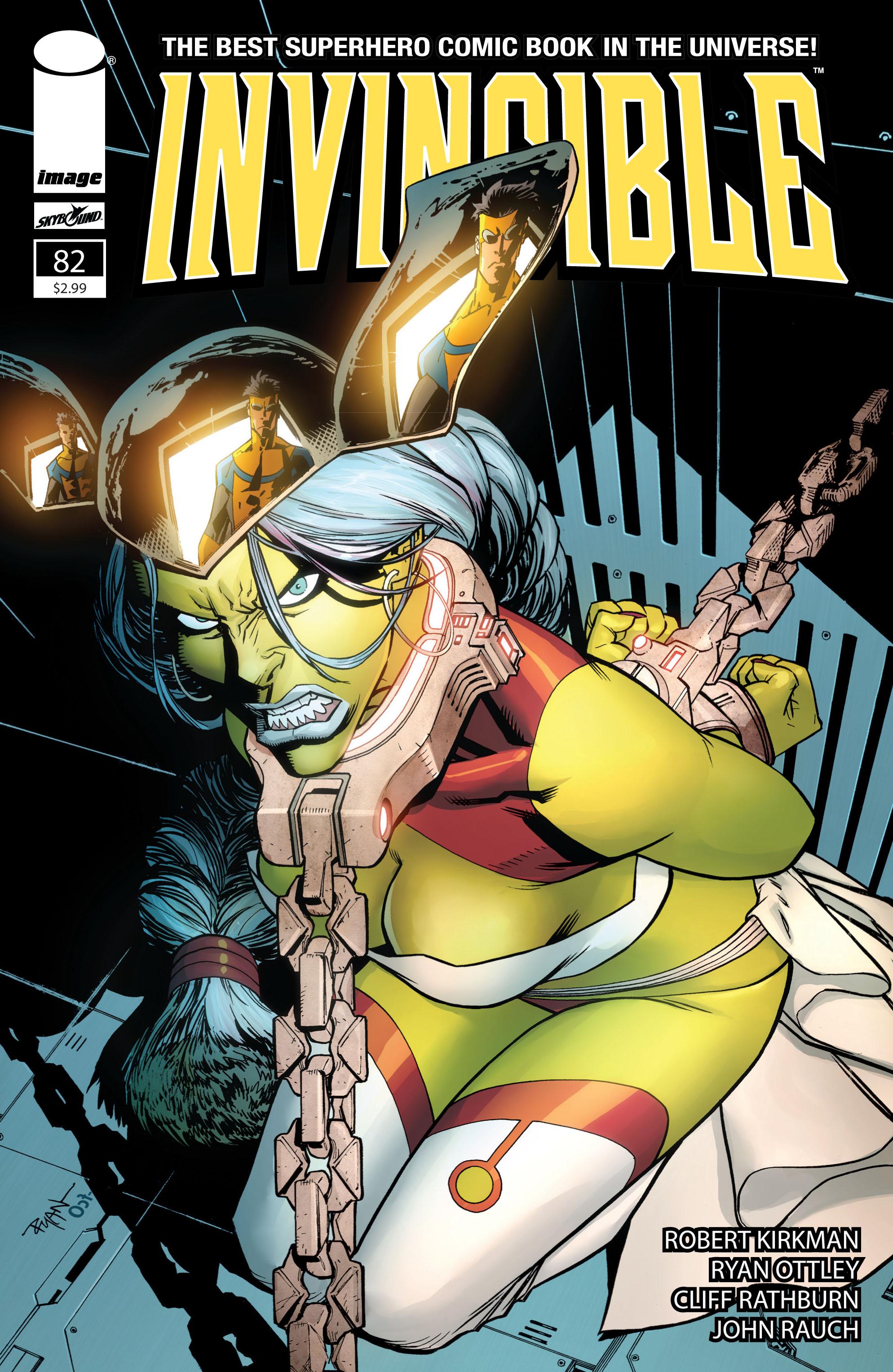 Invincible (2003) 82 Page 1