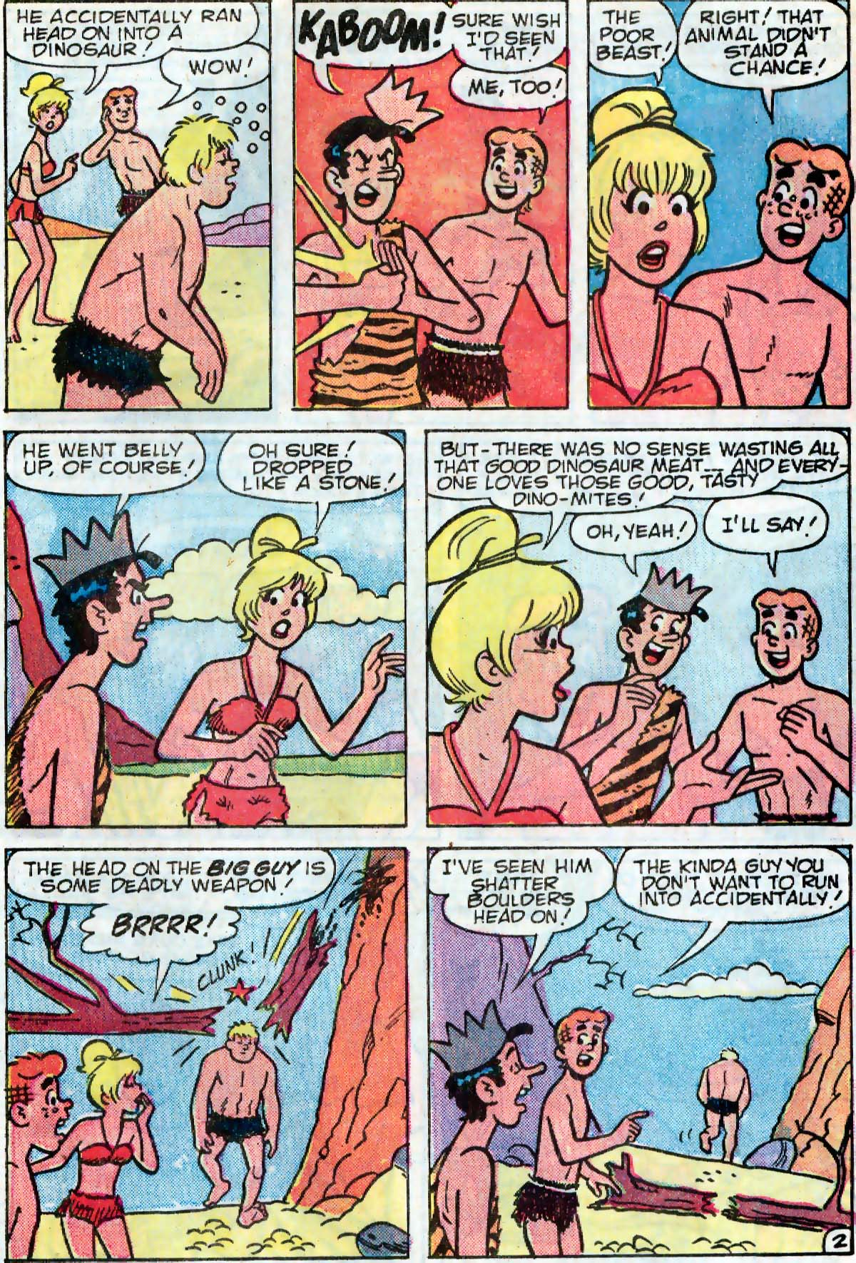 Read online Archie (1960) comic -  Issue #333 - 15