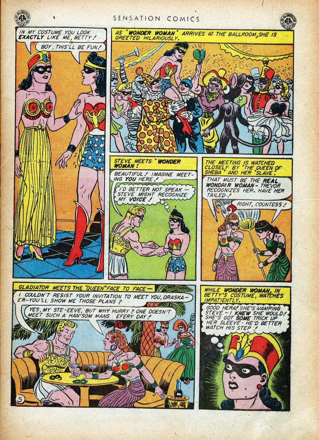 Read online Sensation (Mystery) Comics comic -  Issue #40 - 7