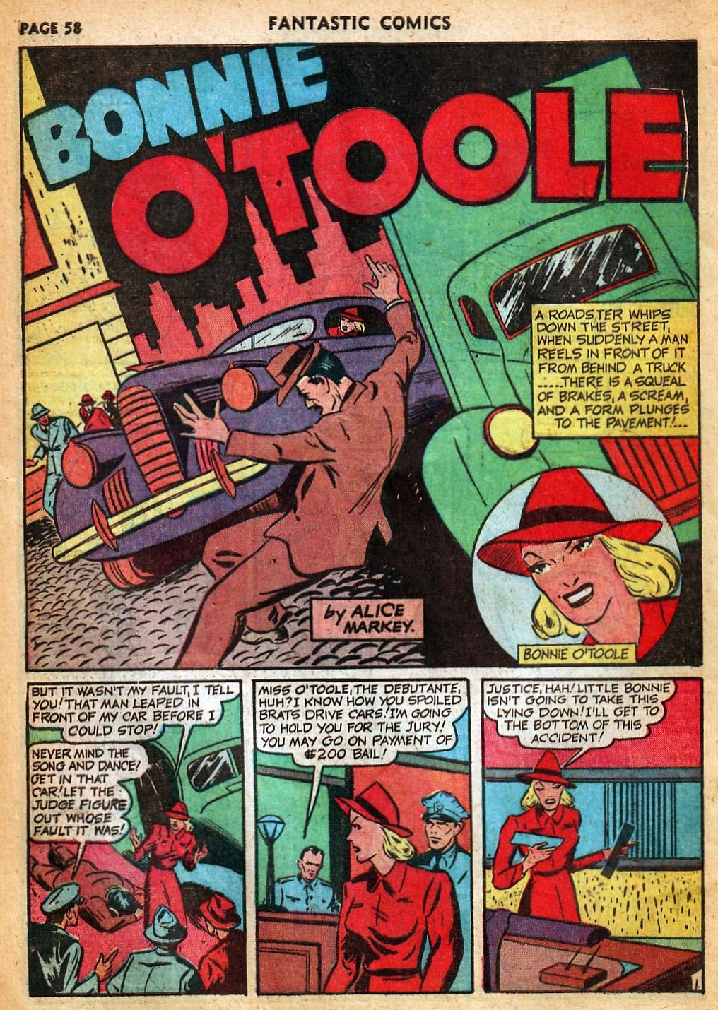 Read online Fantastic Comics comic -  Issue #22 - 59