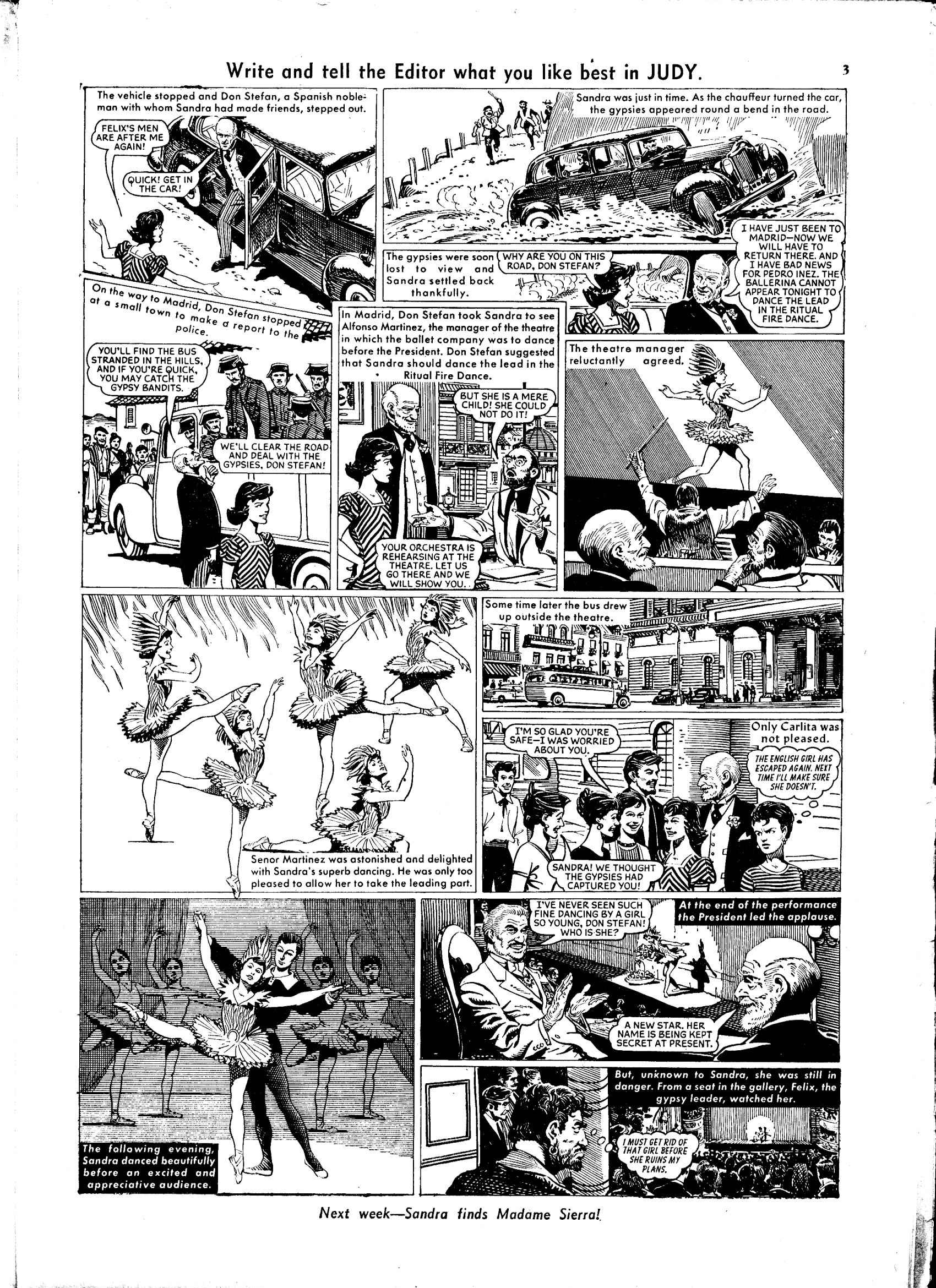 Read online Judy comic -  Issue #46 - 3