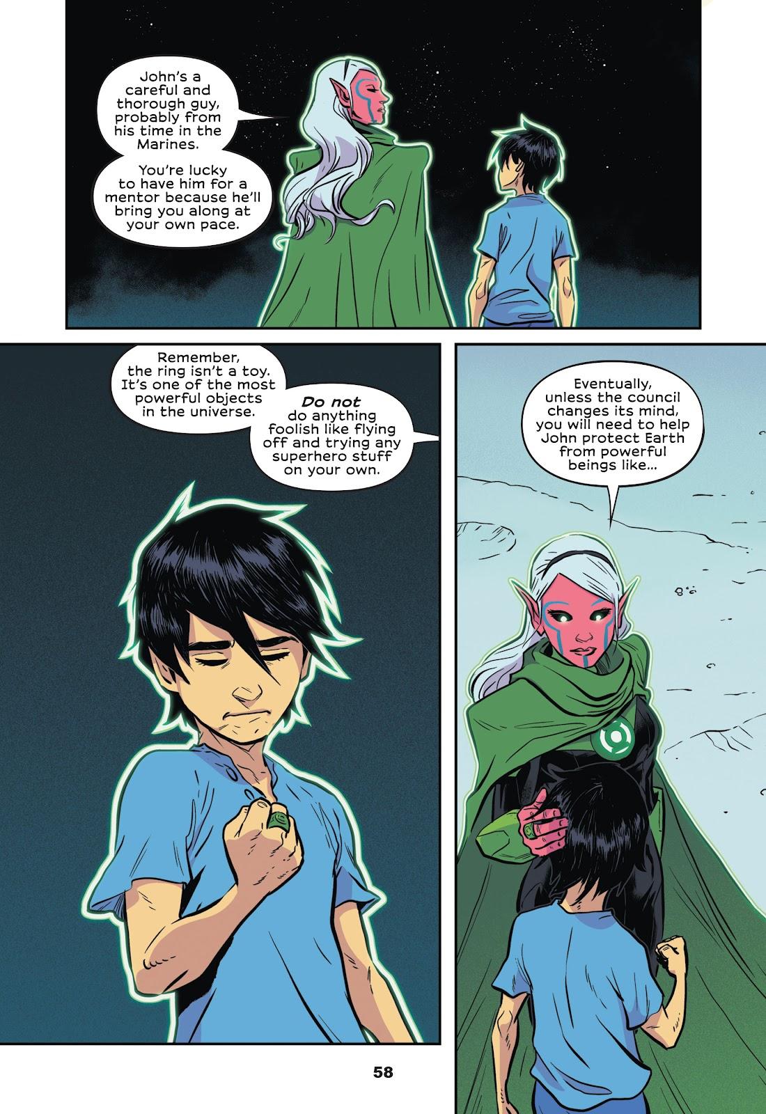 Read online Green Lantern: Legacy comic -  Issue # TPB - 56