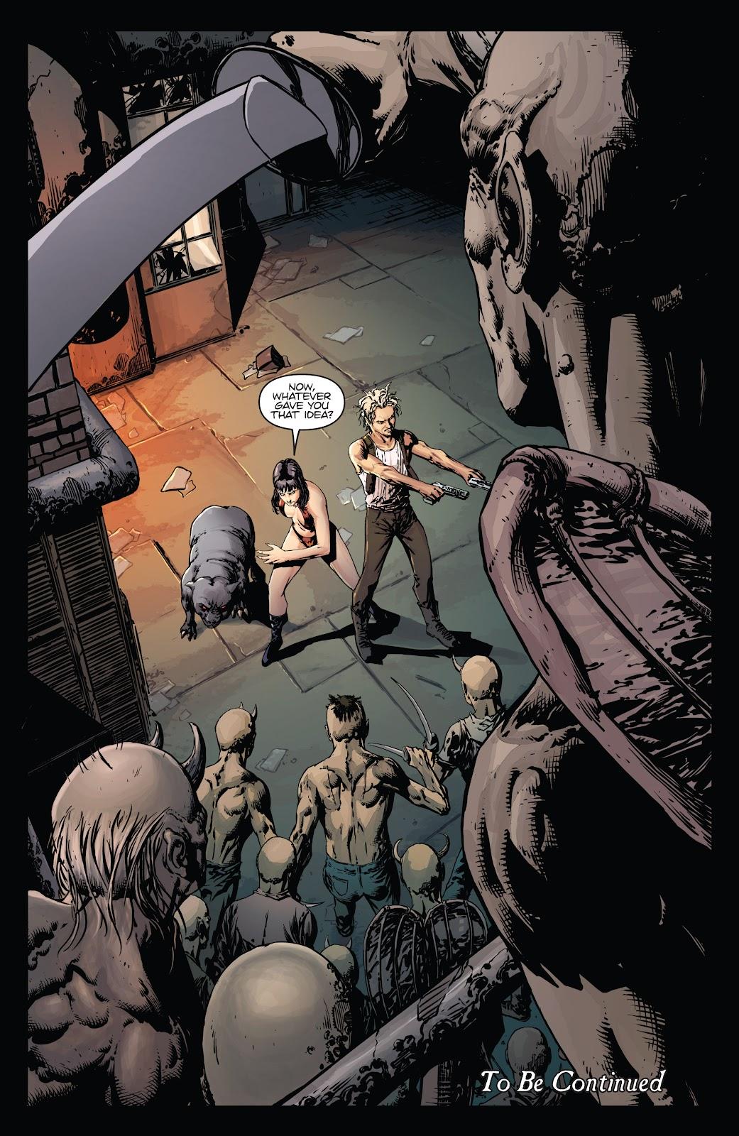 Read online Vampirella Strikes comic -  Issue #5 - 25