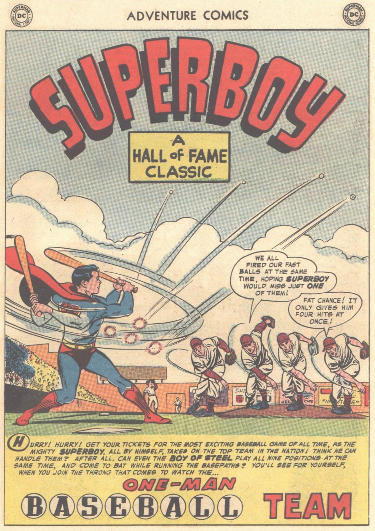 Read online Adventure Comics (1938) comic -  Issue #334 - 23