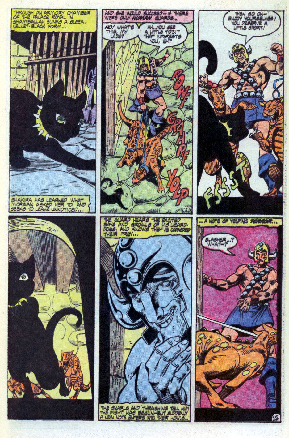 Warlord (1976) issue 92 - Page 17
