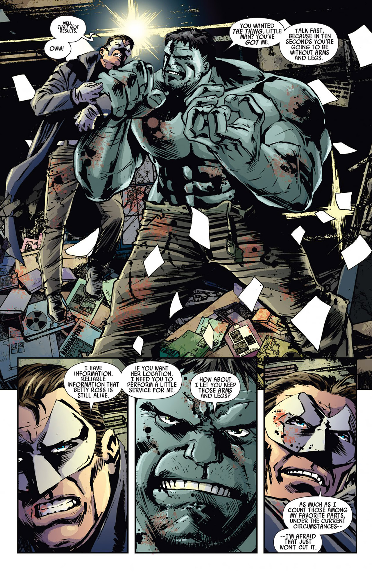 Read online Age of Apocalypse (2012) comic -  Issue #4 - 11