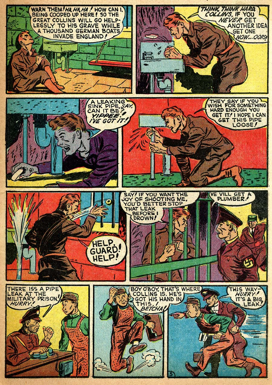 Blue Ribbon Comics (1939) issue 8 - Page 39
